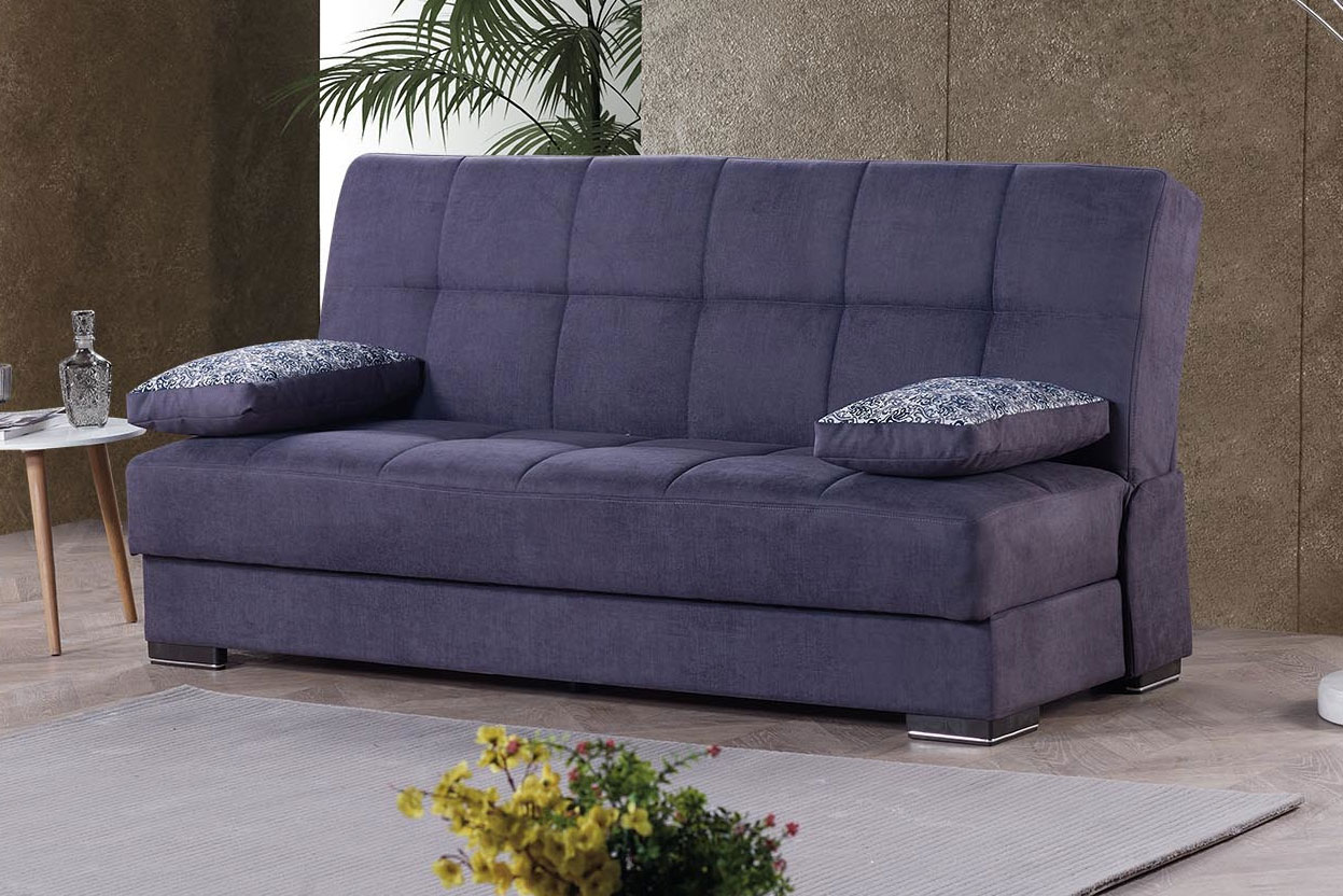 Super Soho Gray Fabric Convertible Sofa Bed By Casamode Home Remodeling Inspirations Gresiscottssportslandcom