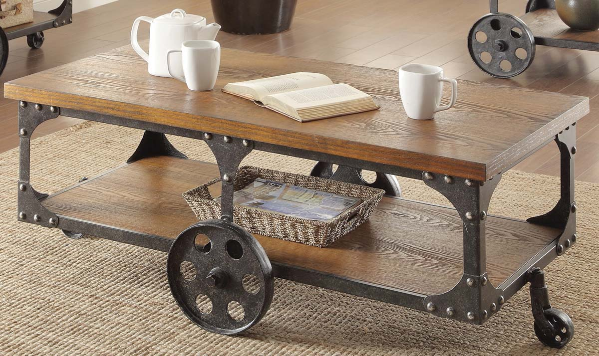 701128 coffee table by coaster for Epl table 99 00