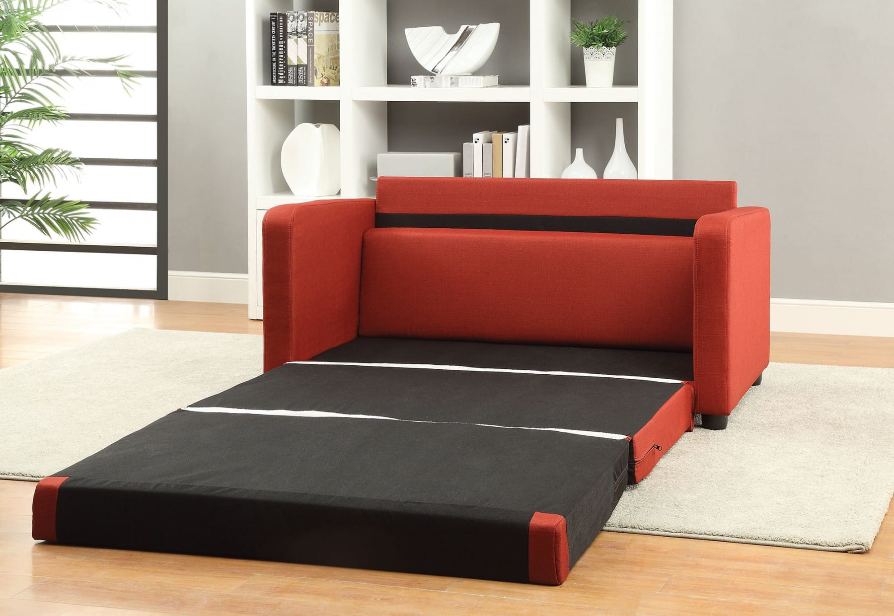 Actona novara sofa bed red refil sofa for Sofa bed jogja