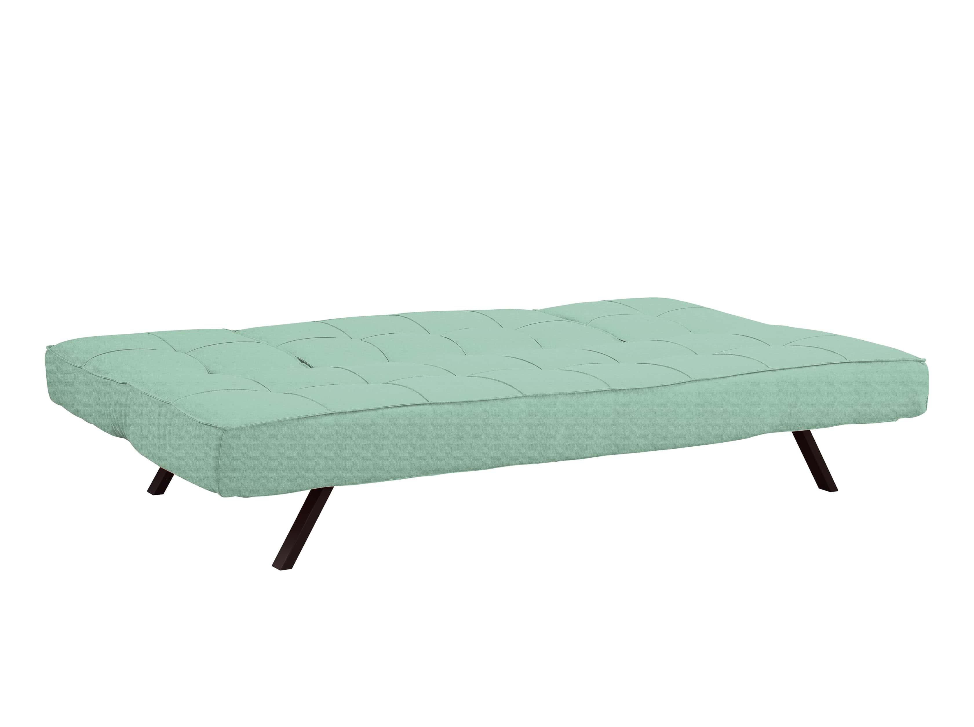 Copa Convertible Sofa Sea Foam Green by Serta Lifestyle