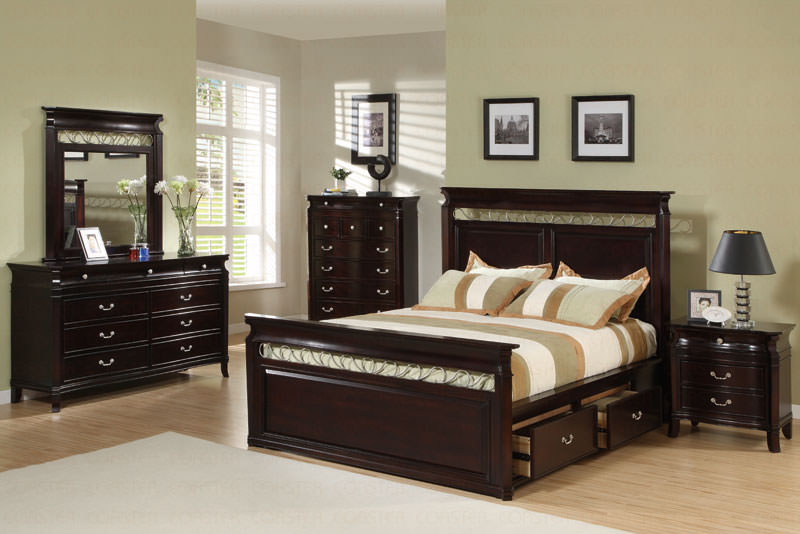 manhattan espresso bedroom set by coaster coaster fine furniture