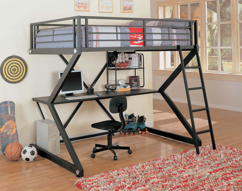 coaster loft bed Online Shopping -