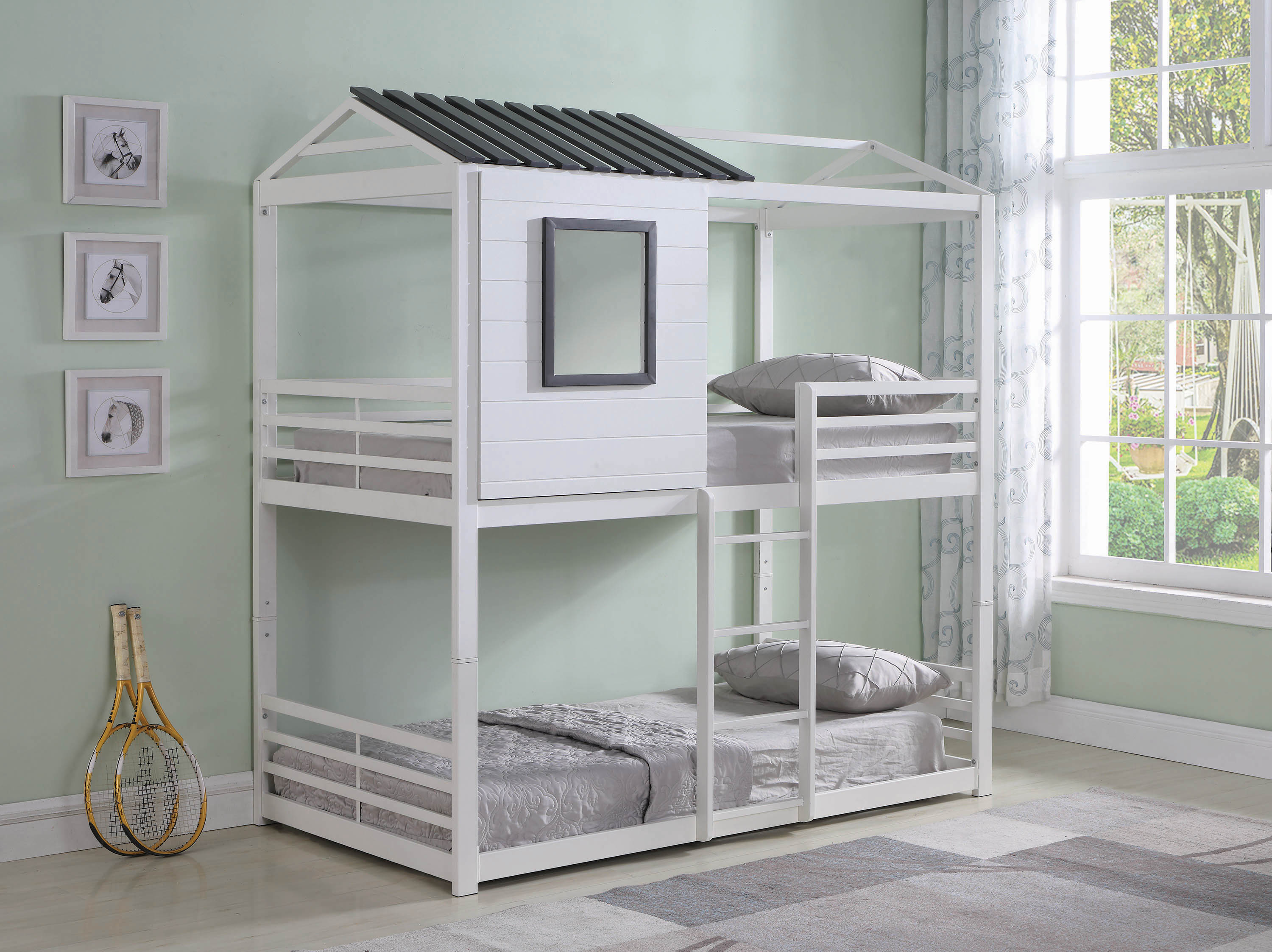 Image result for iron bunk bed kids