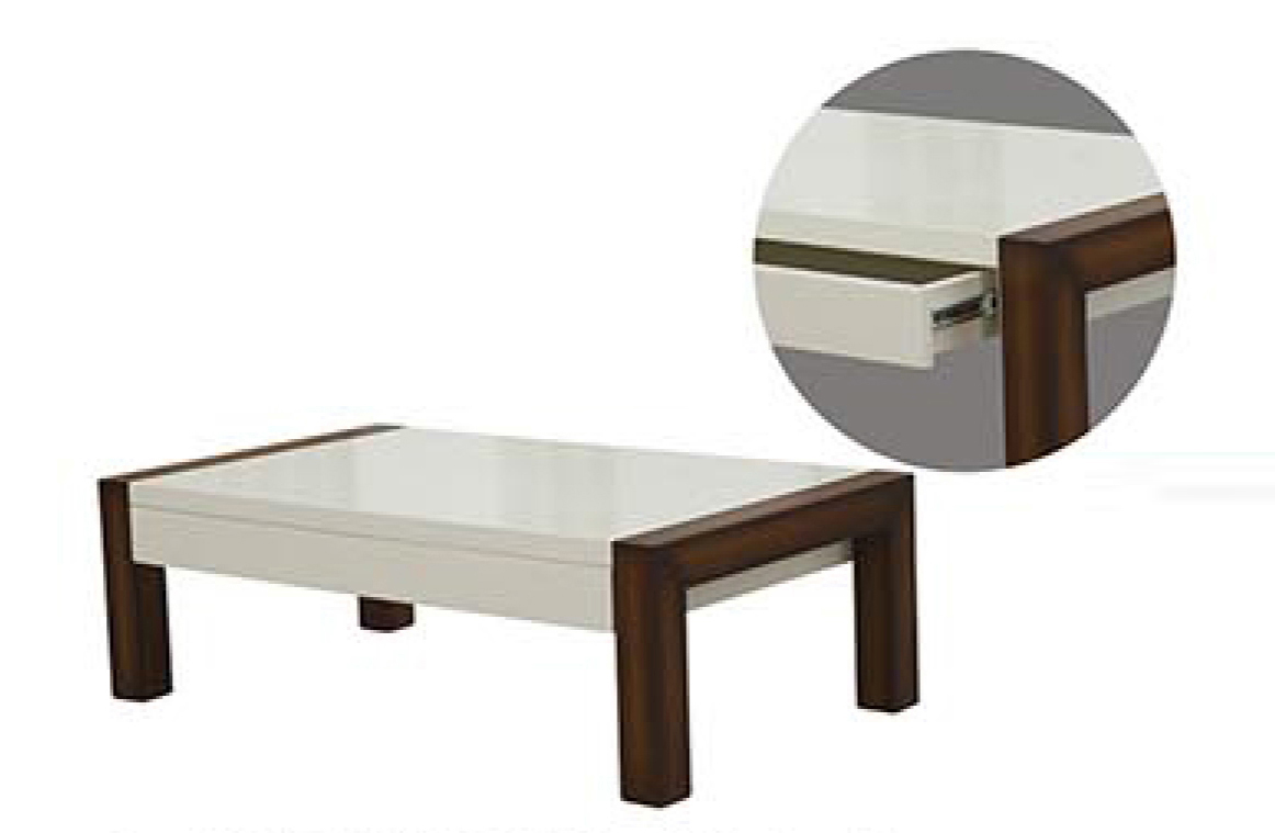 Ct 104 Occasional Table By Empire Furniture Usa