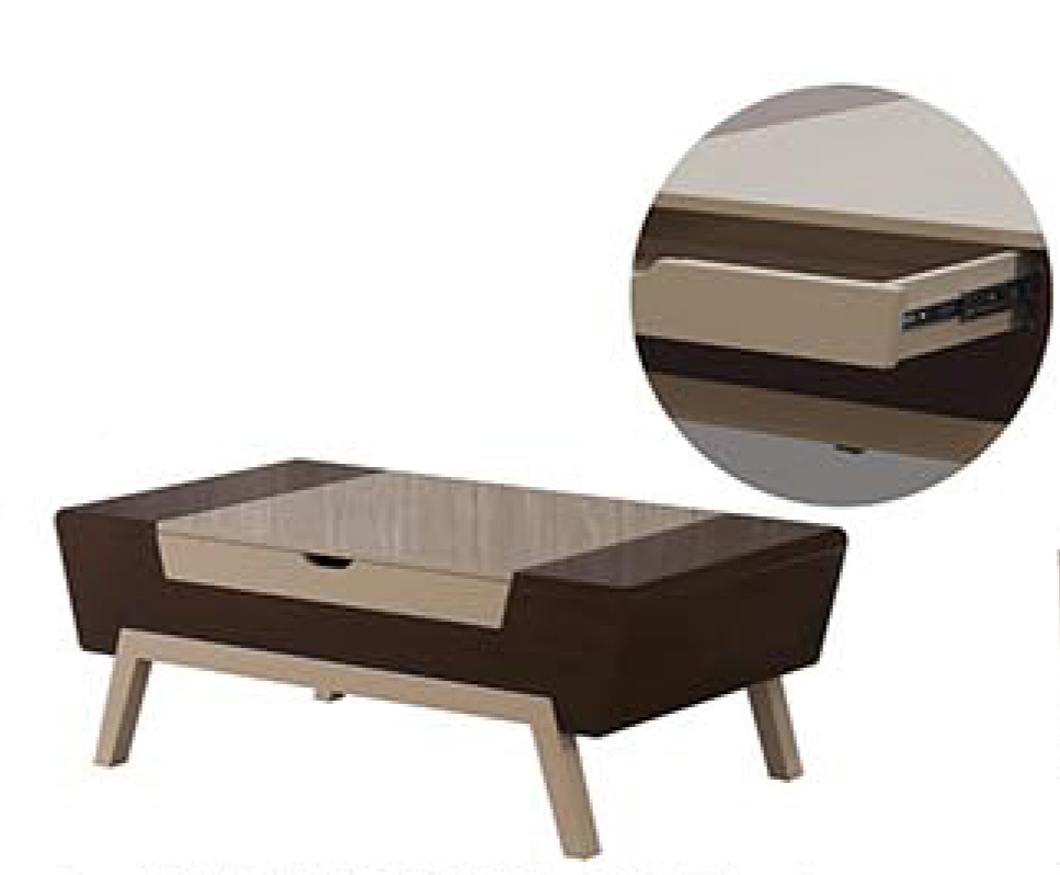 Ct 105 occasional table by empire furniture usa for Occasional furniture