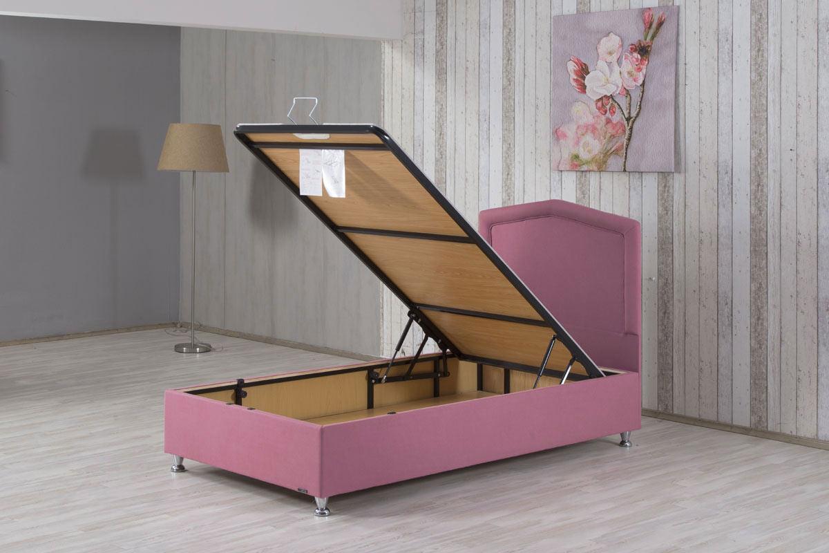 casa rest platform bed w