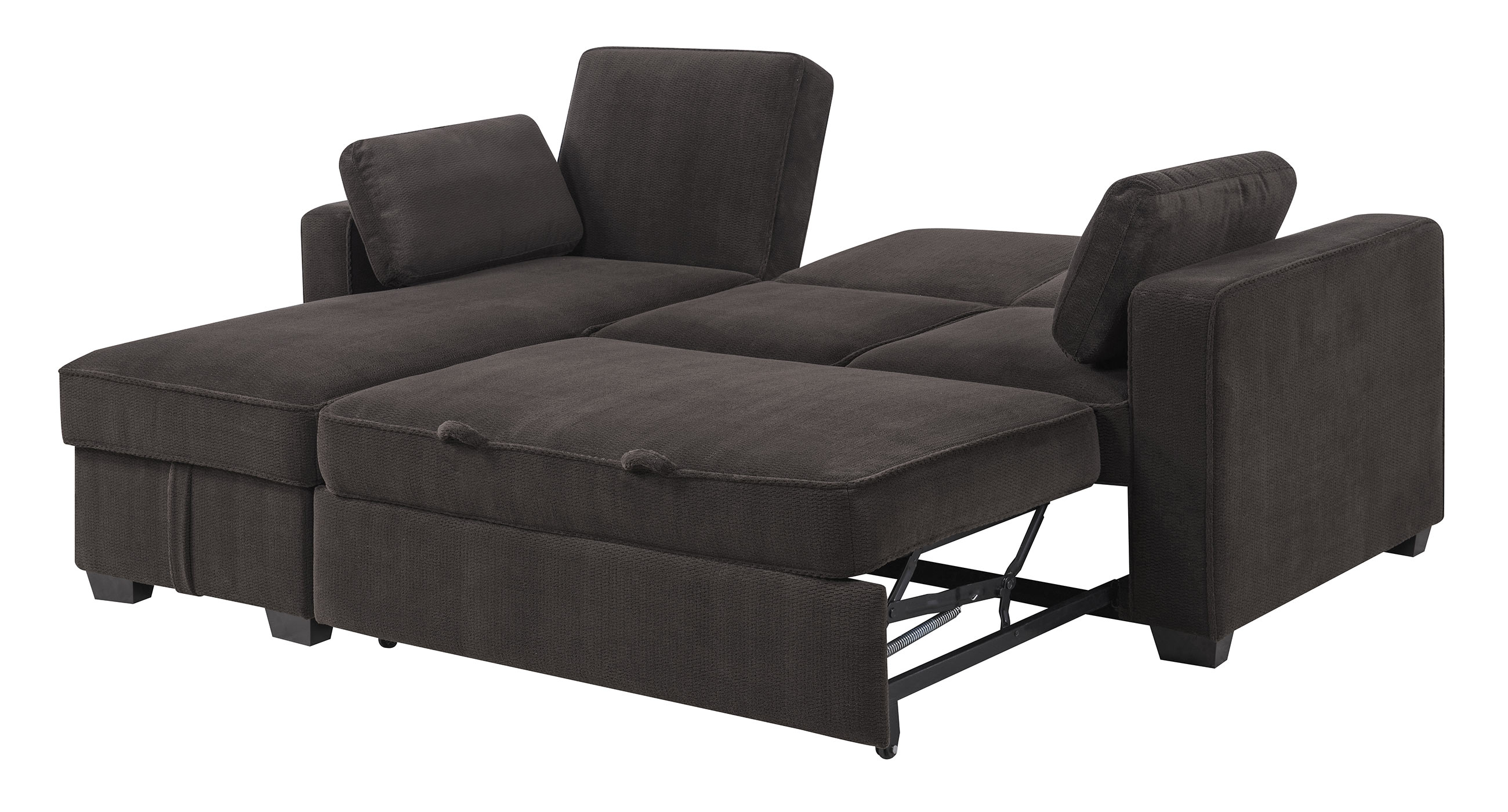 couch also convertible serta sectional as throughout sofa bed instructions meredith macys futon leather well