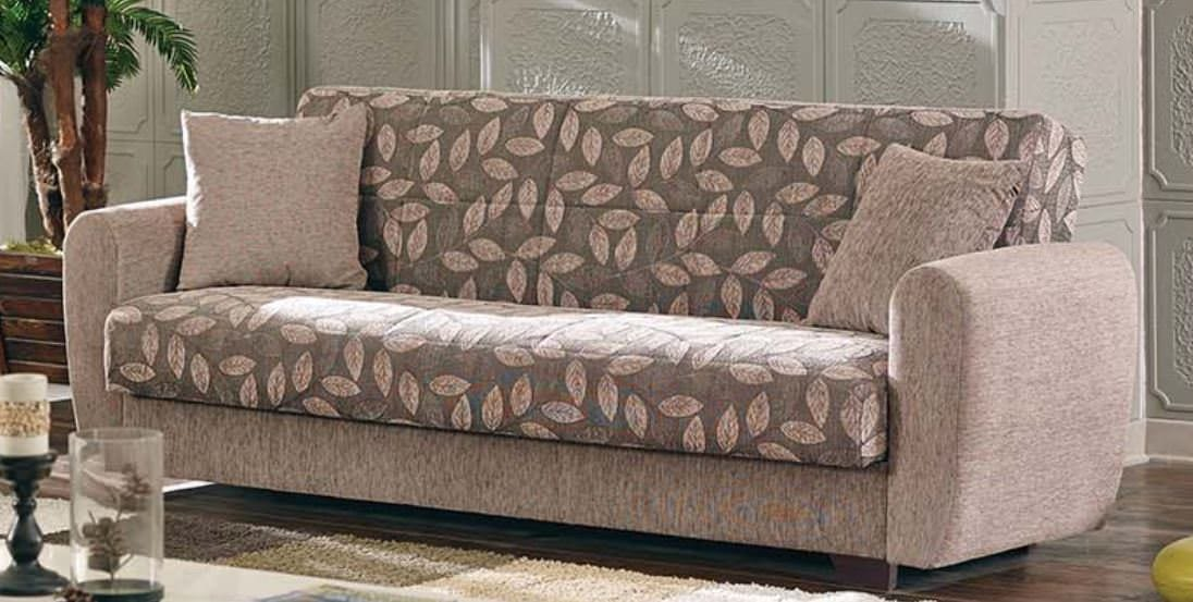 Chestnut Sofa Bed By Empire Furniture Usa