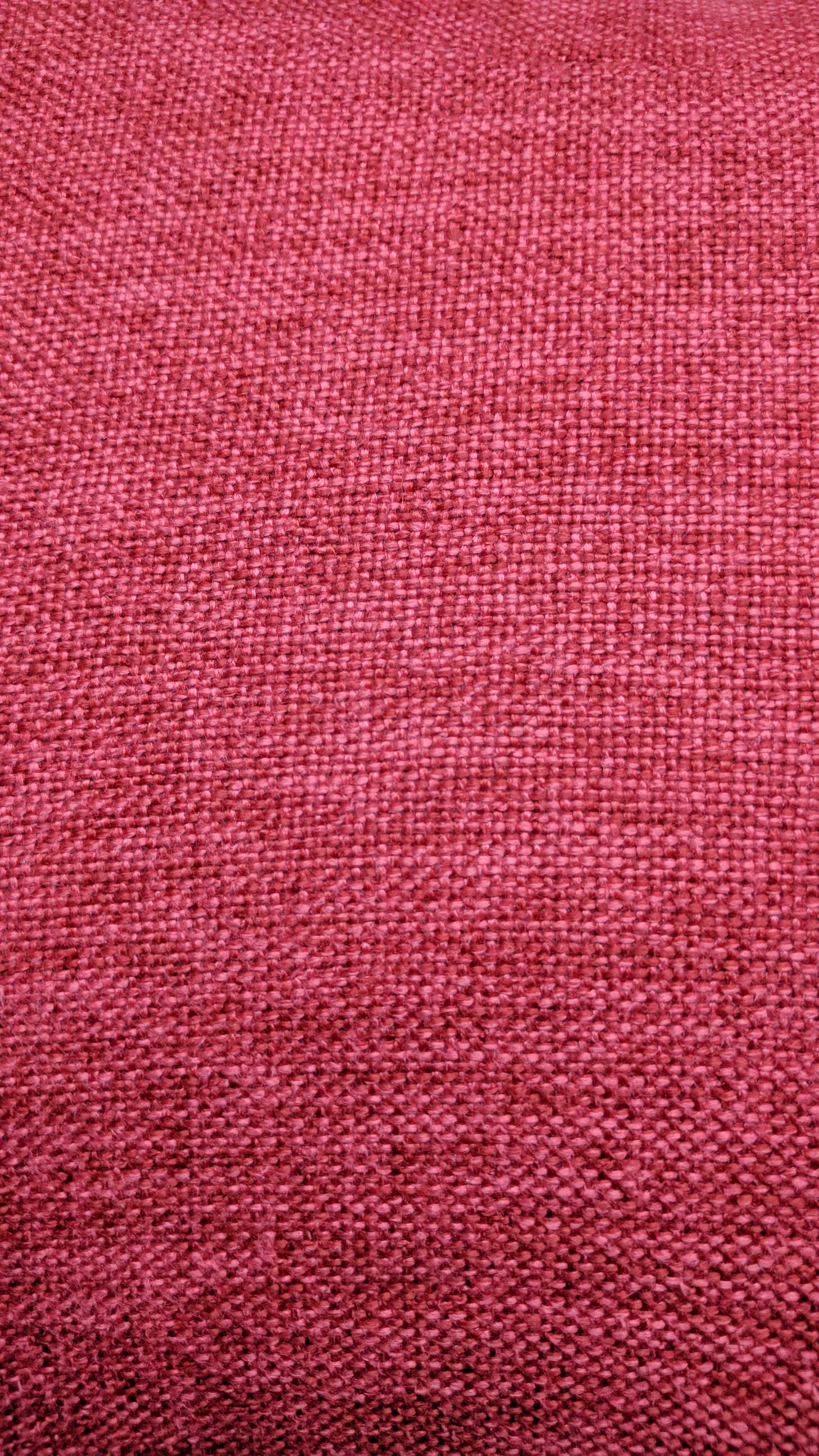 used sofas off chaise red second hand pink tufted lounge