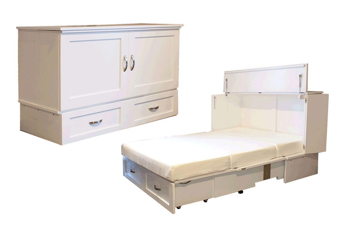 Murphy Cabinet Bed Reviews Cabinets Matttroy