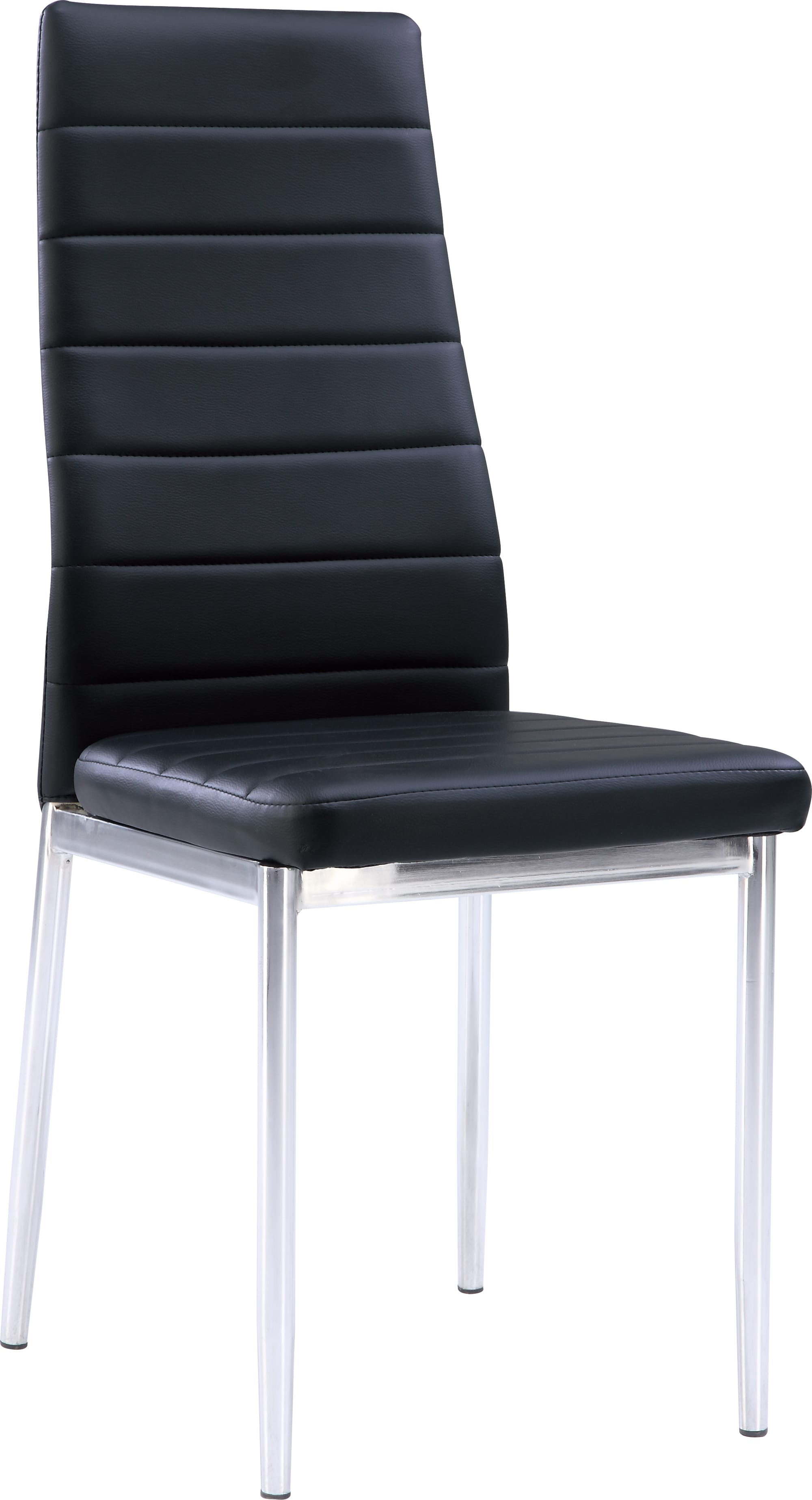 Dining Chair D140DC BL Set of 2 Black by Global Furniture : D140DC BL from futonland.com size 2000 x 3691 jpeg 1517kB
