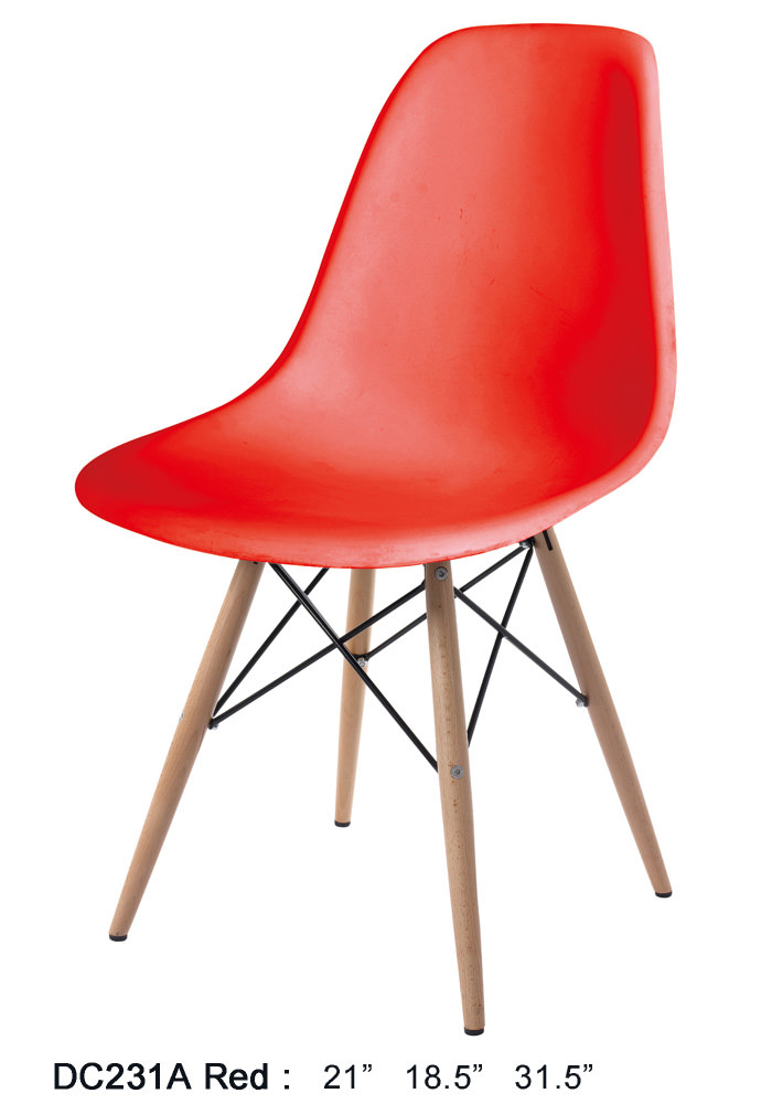 Classic Chair Dc231a W Wooden Legs By At Home Usa