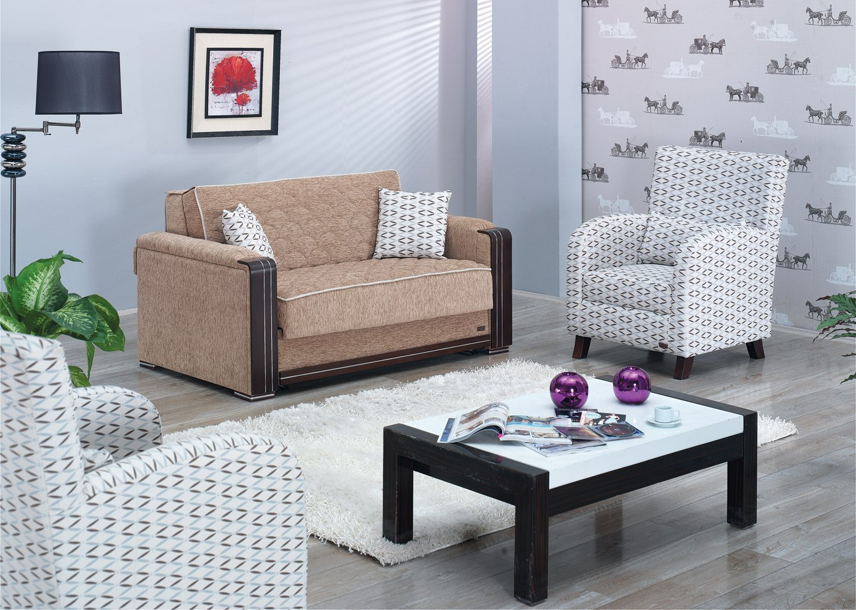 Denver Loveseat By Empire Furniture Usa