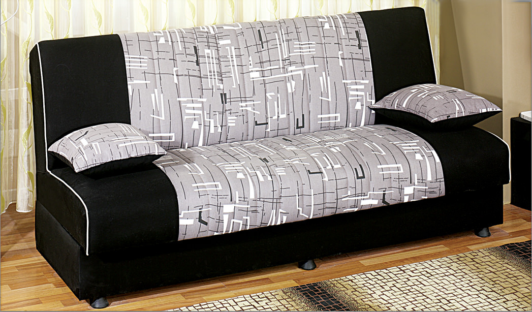 Detroit sofa bed by empire furniture usa for Sofa bed usa