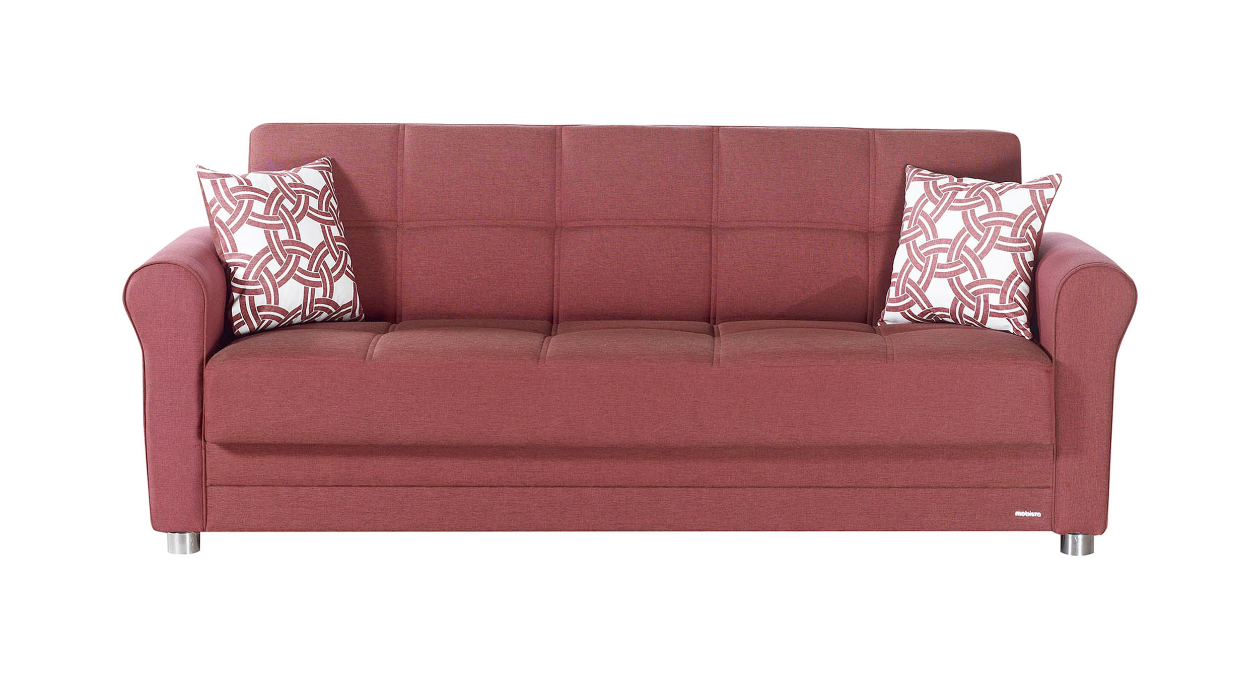 Divano Red Sofa Bed by Mobista