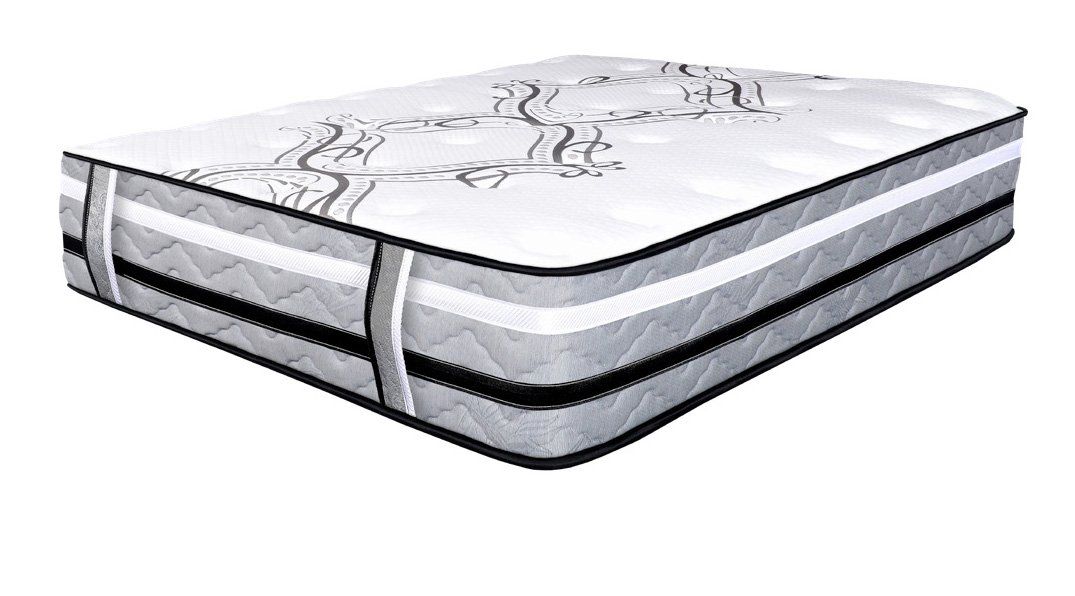 8002 Orthopedic 13 Inch Firm Mattress By Dream Well