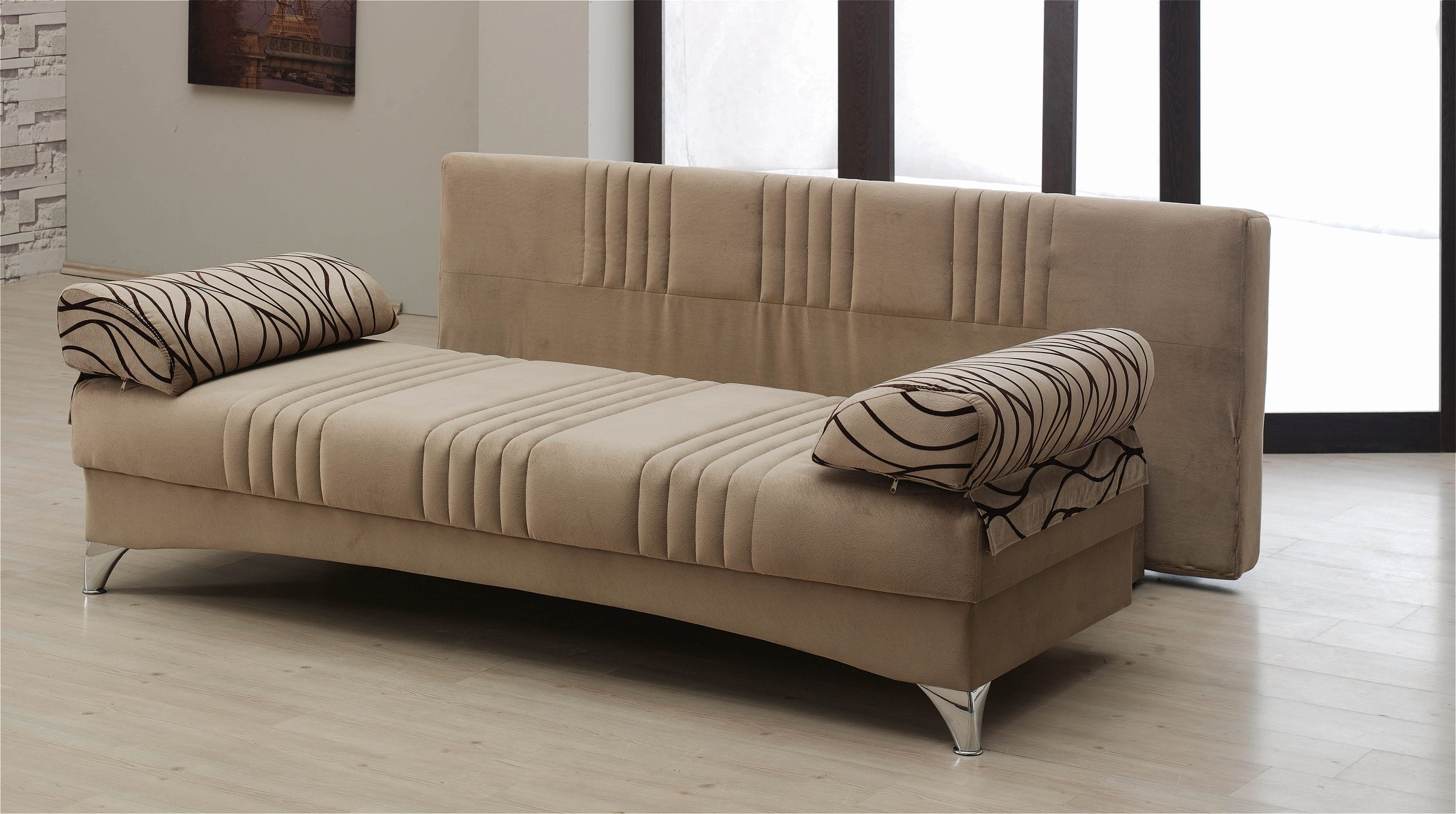 sofa in furniture by leather bonded image usa cupboard p global cappuccino