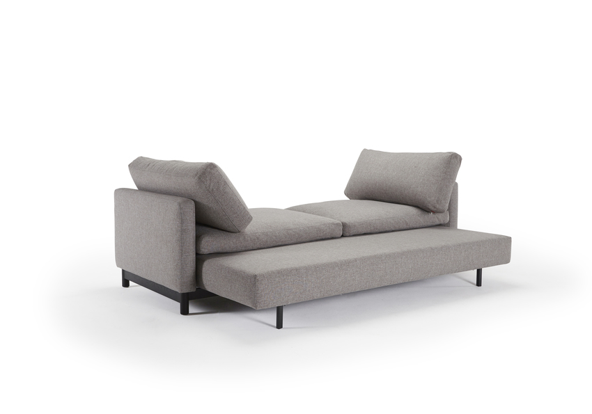 Disa Sofa Bed (Full Size) Mixed Dance Blue By Innovation