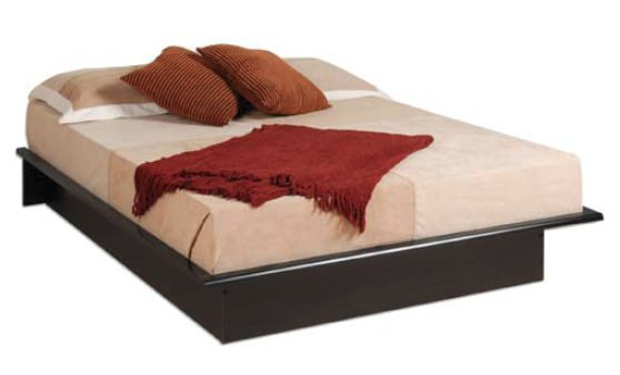 Full Platform Bed by Prepac