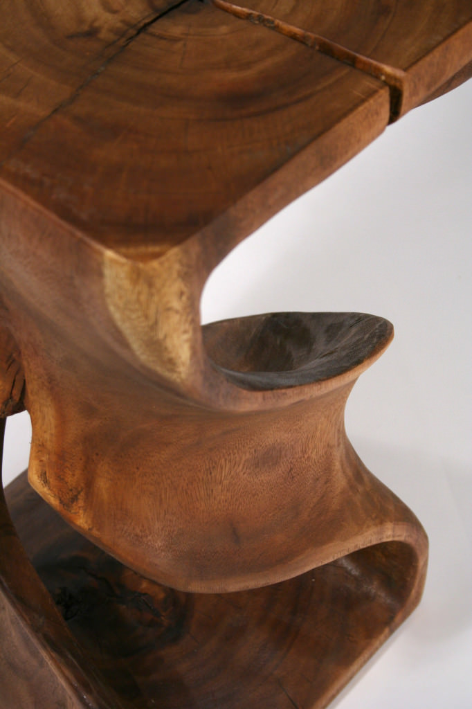 Double Twist Table By Strata