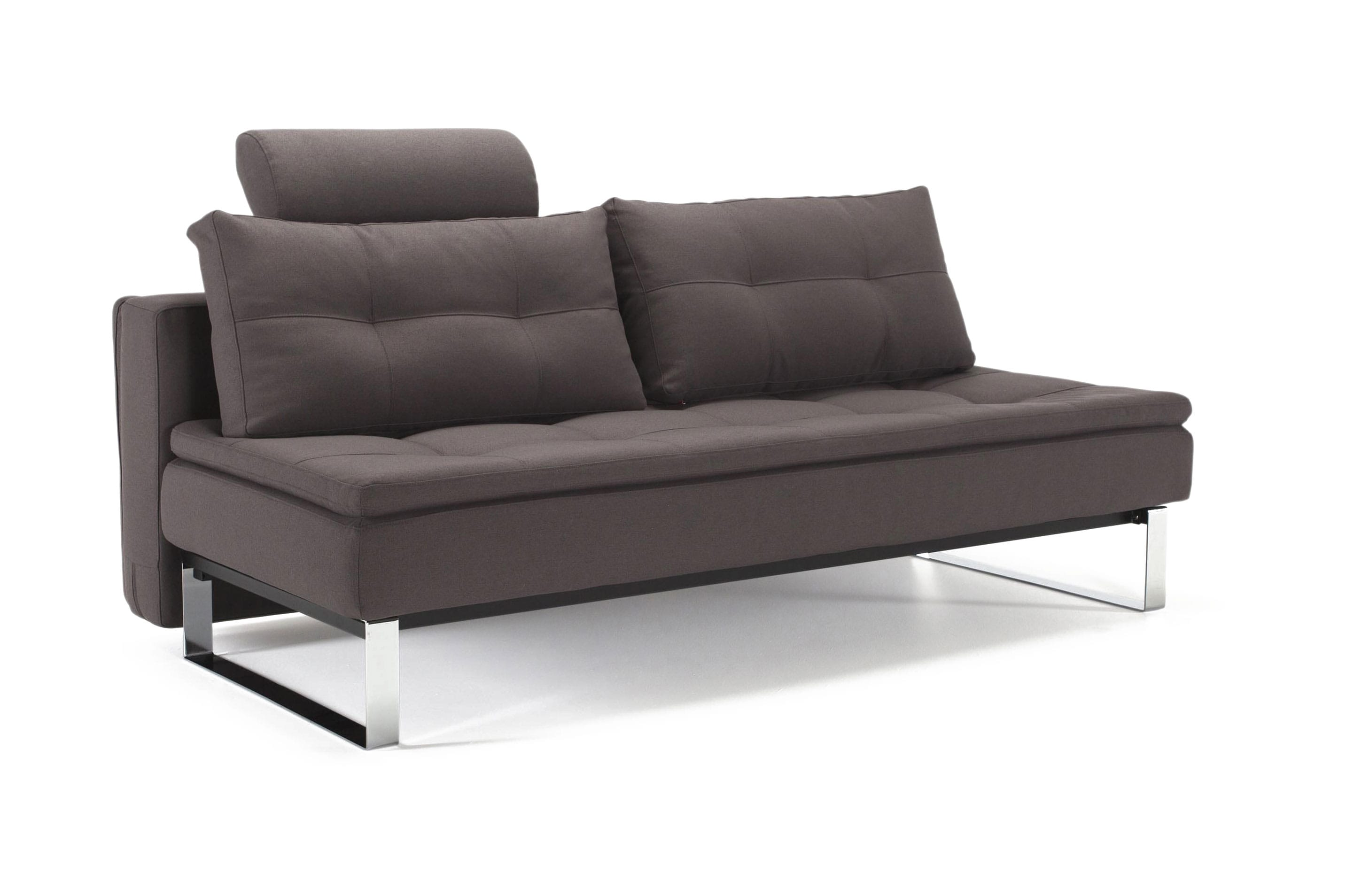 Supremax Dual Sofa Bed (Full Size) Soft Gray By Innovation