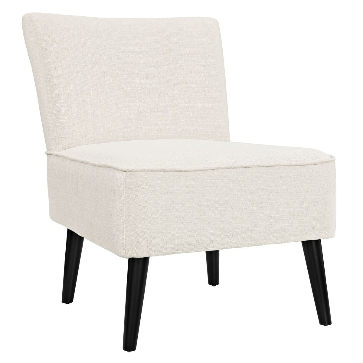 Tremendous Reef Upholstered Fabric Side Chair Beige By Modern Living Gamerscity Chair Design For Home Gamerscityorg