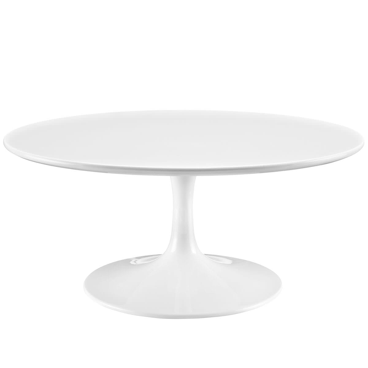 Lippa 36 inch coffee table white by modway geotapseo Image collections