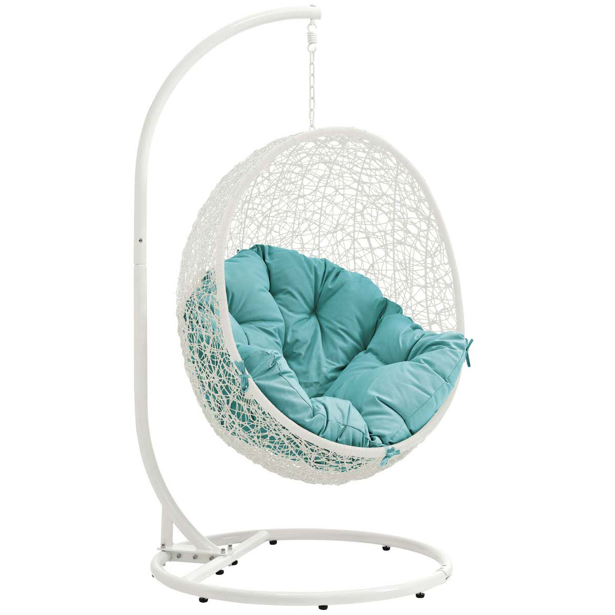 Hide Outdoor Patio Swing Chair With, Outdoor Swing Chairs With Stand