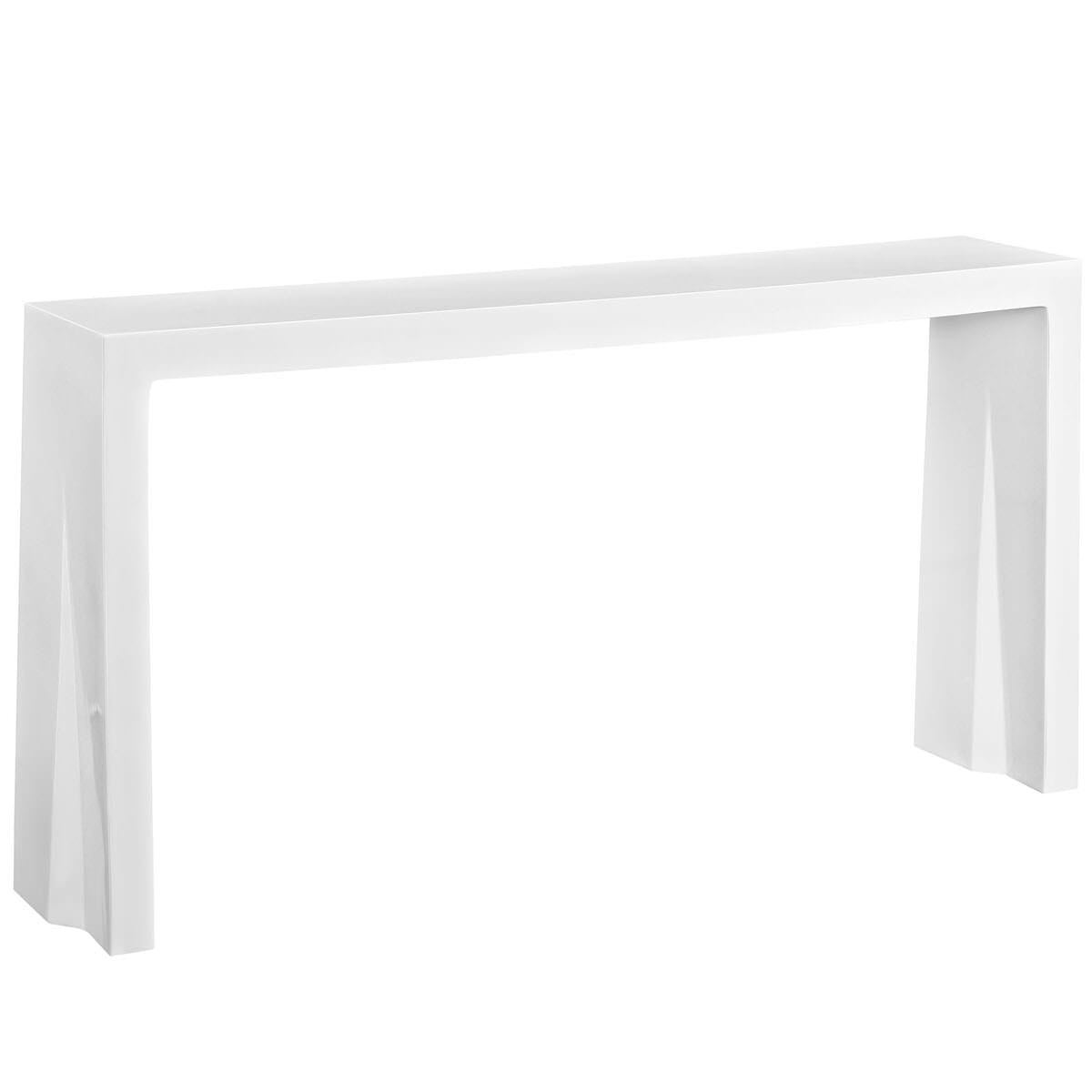 Wash console table white by modway geotapseo Choice Image