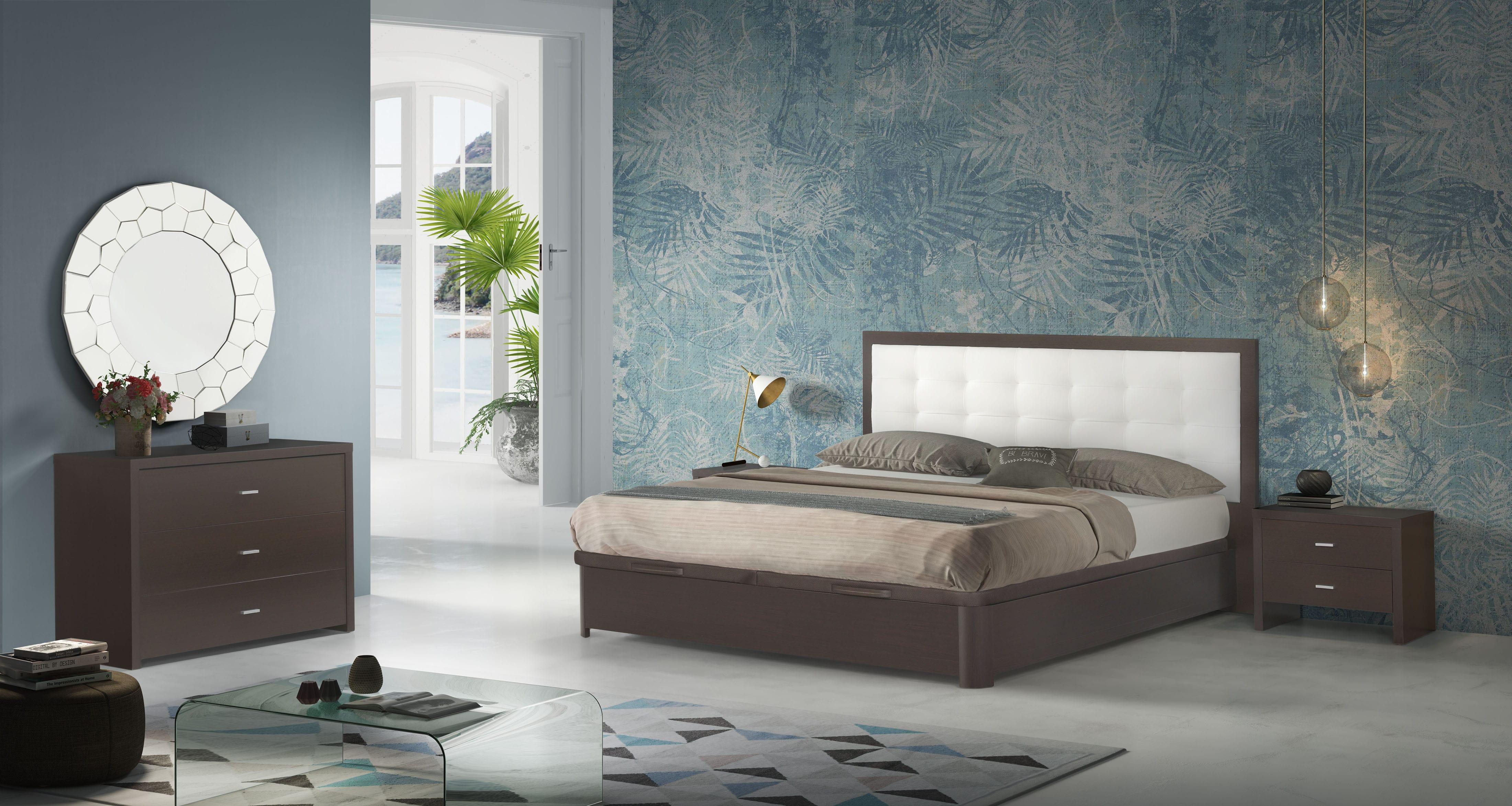 Regina Brown Bedroom Set By Esf