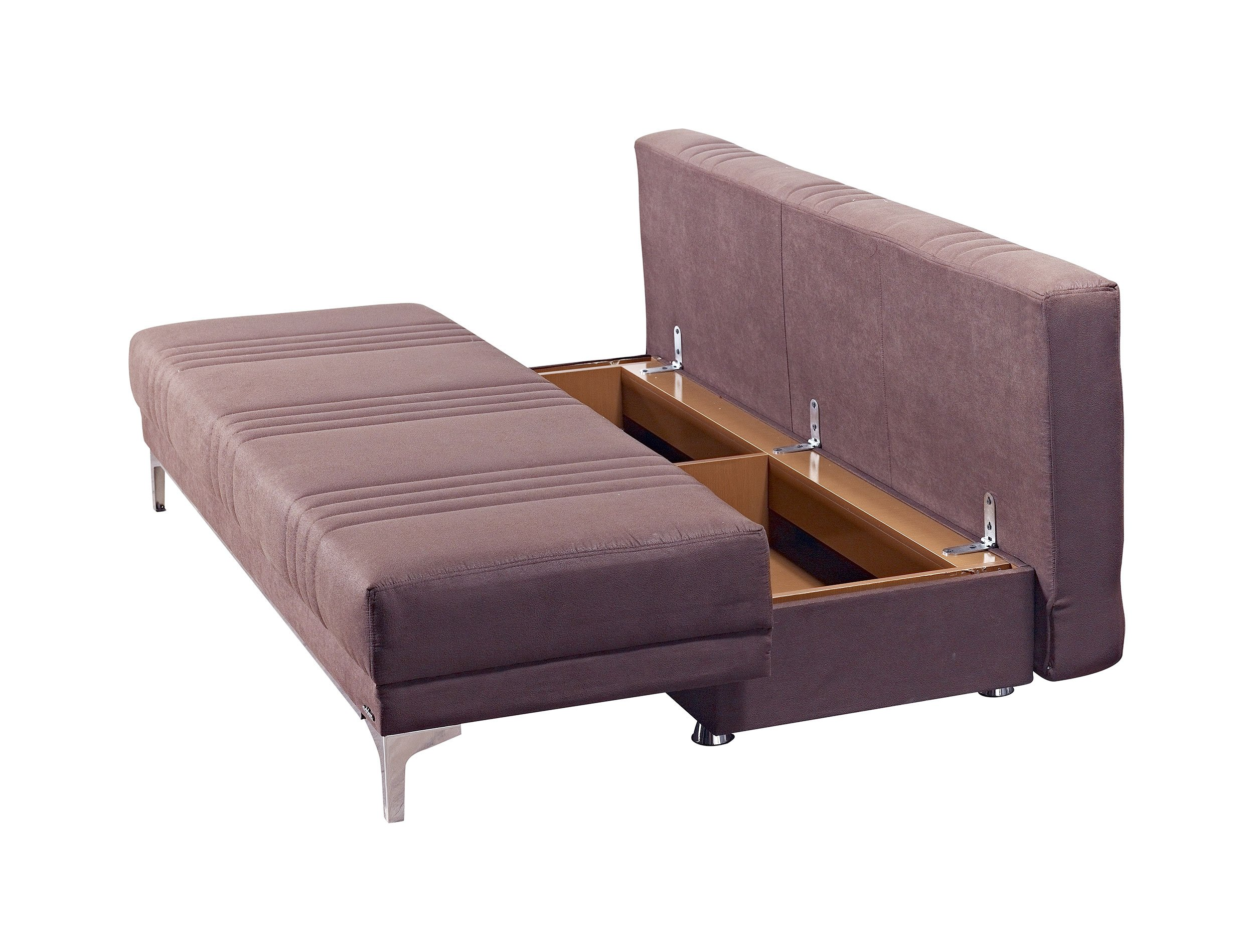 Europa vintage chocolate queen size sofa bed by mobista for Sofa bed queen size