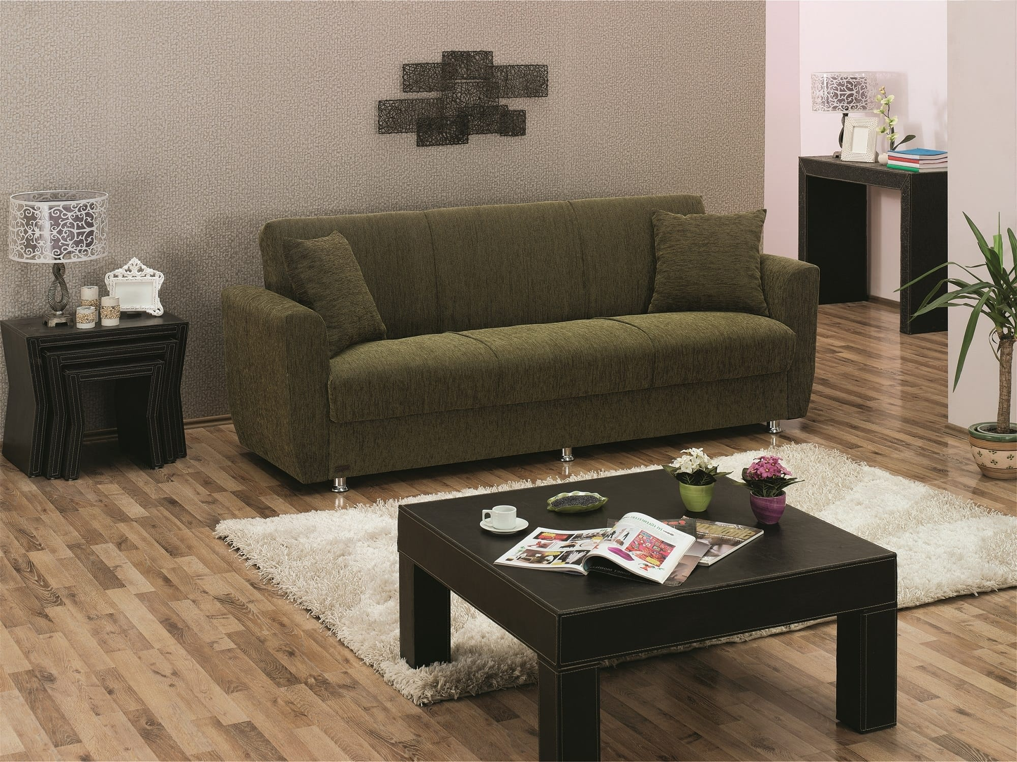 Edison sofa bed by empire furniture usa for Divan furniture usa