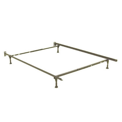 Adjustable Metal Bed Frame Sta11 Twin Full Queen By Enso
