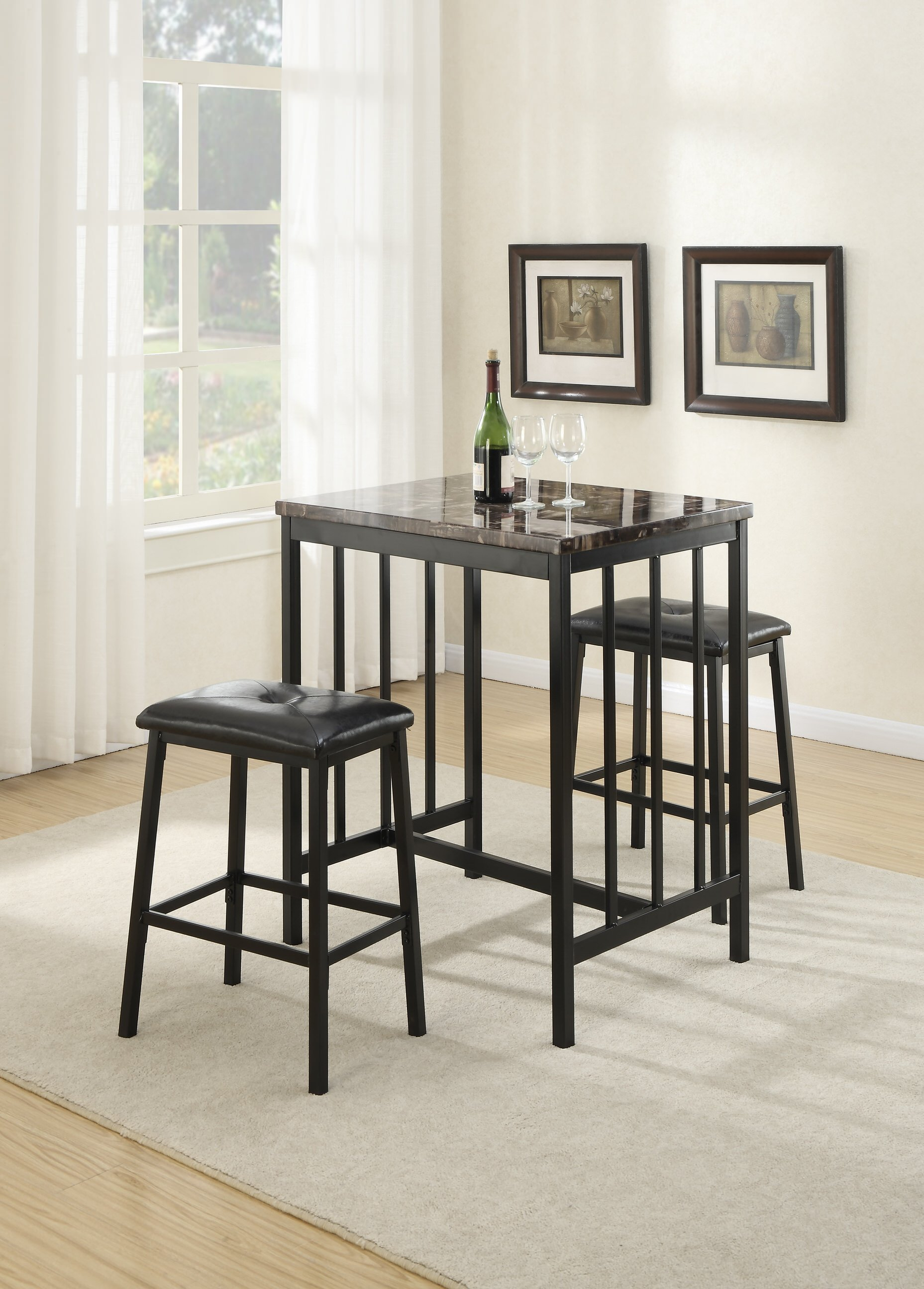 counter hill rooms height products table creek rectangle tables black dining