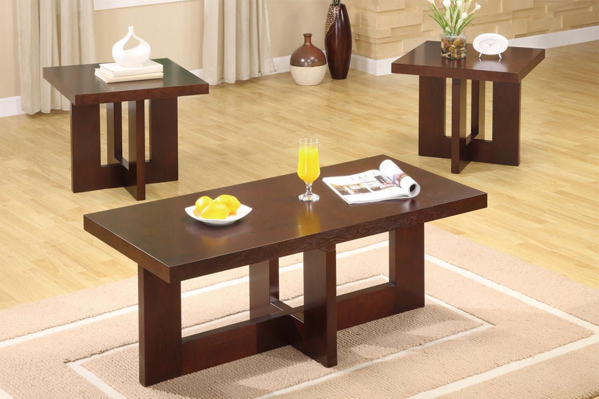 F3172 3 Pcs Table Set By Poundex