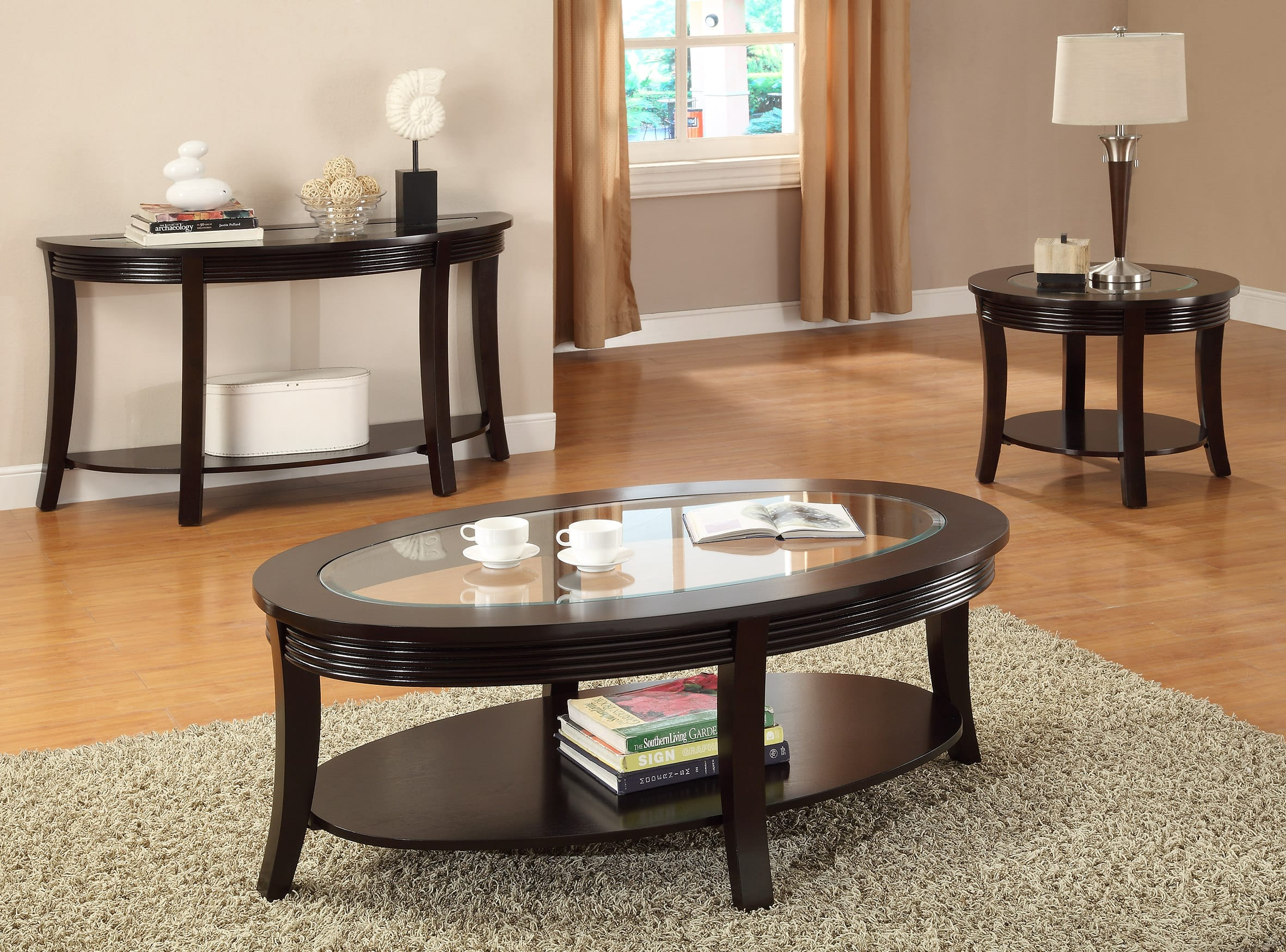 F6103 End Table By Poundex
