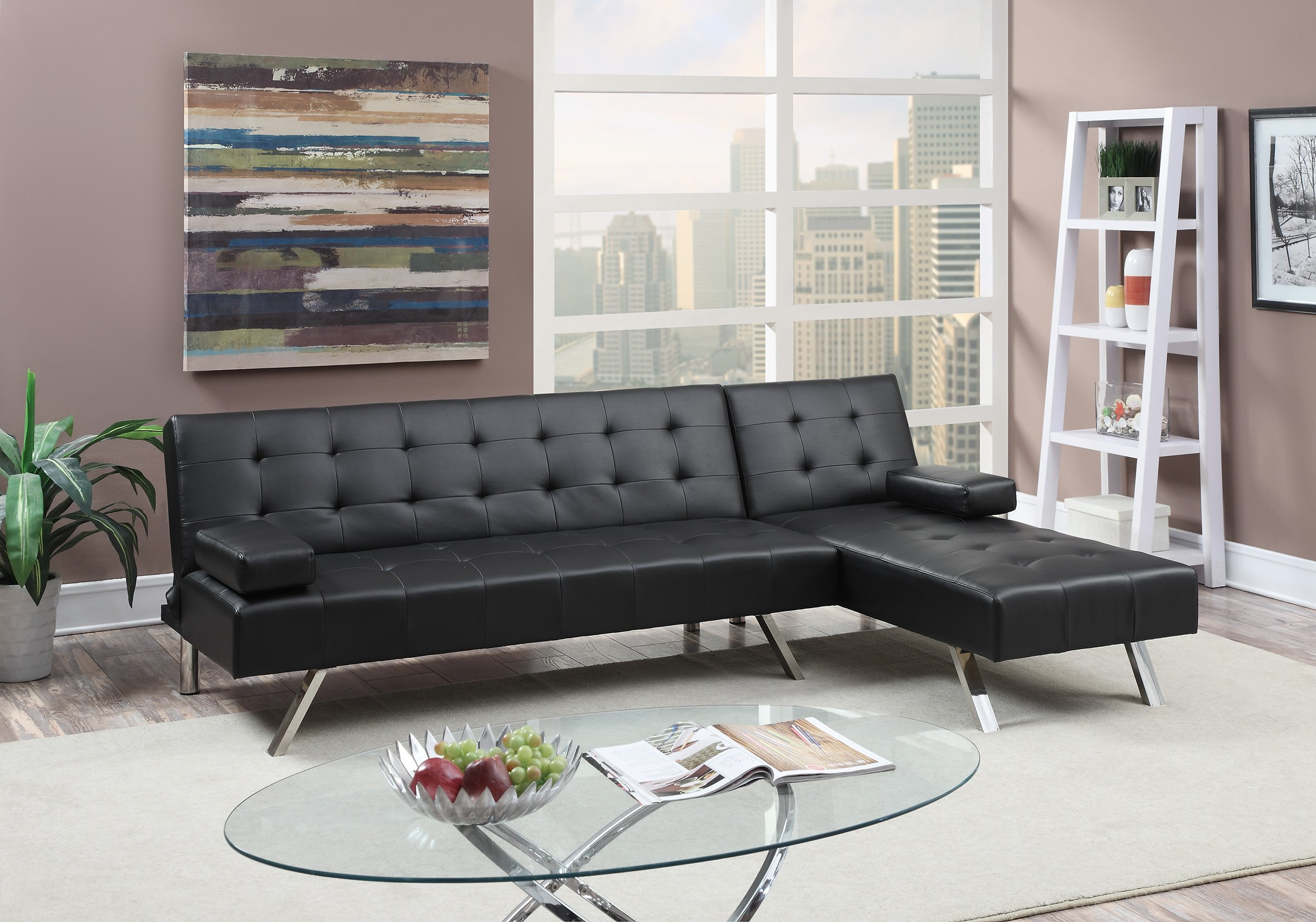 : convertible sectional sofa - Sectionals, Sofas & Couches