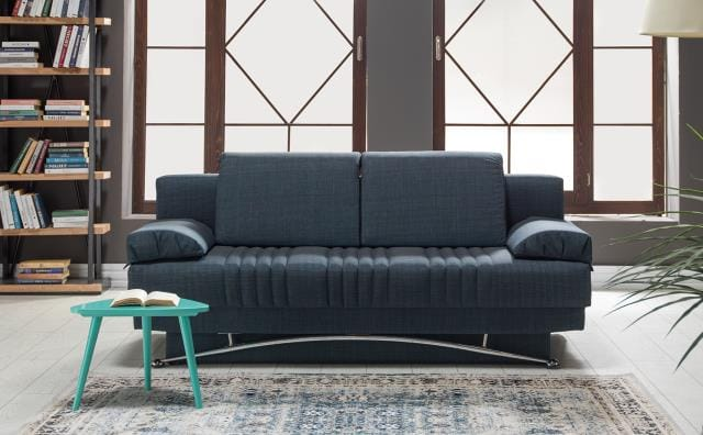Image result for fantasy sleeper sofa istikbal navy