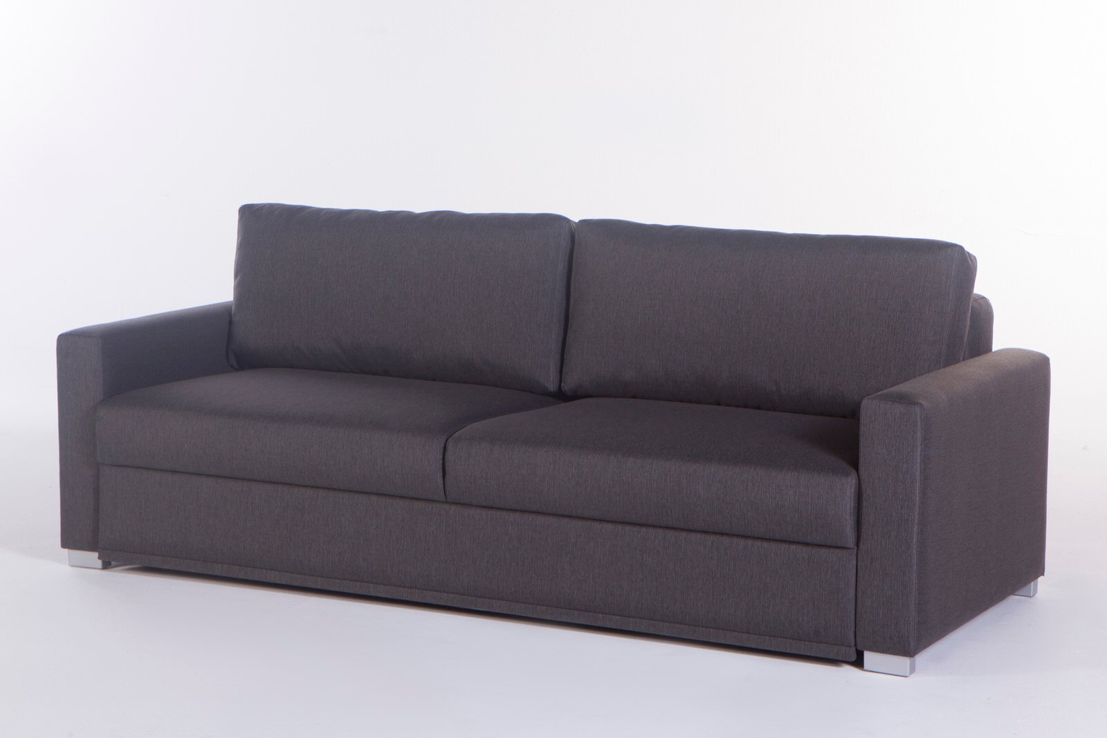 Felix Diego Dark Gray Convertible Sofa Bed By Sunset