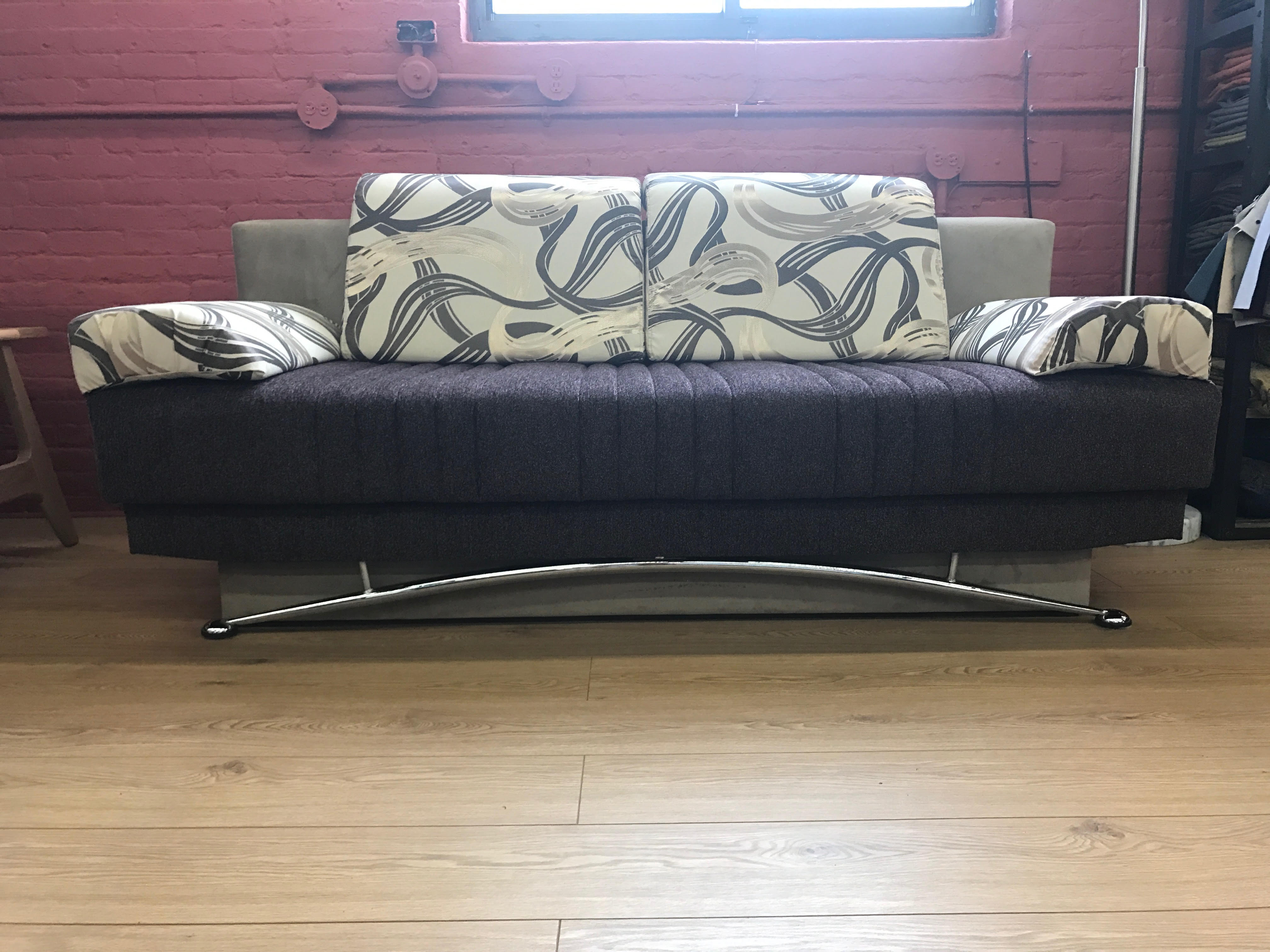 Floor Sample Fantasy Convertible Sofa Bed by Sunset