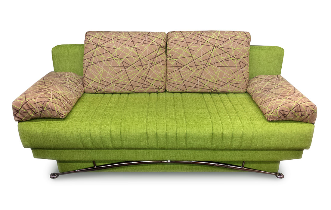 Fantasy Story Green Convertible Sofa Bed by Istikbal Furniture