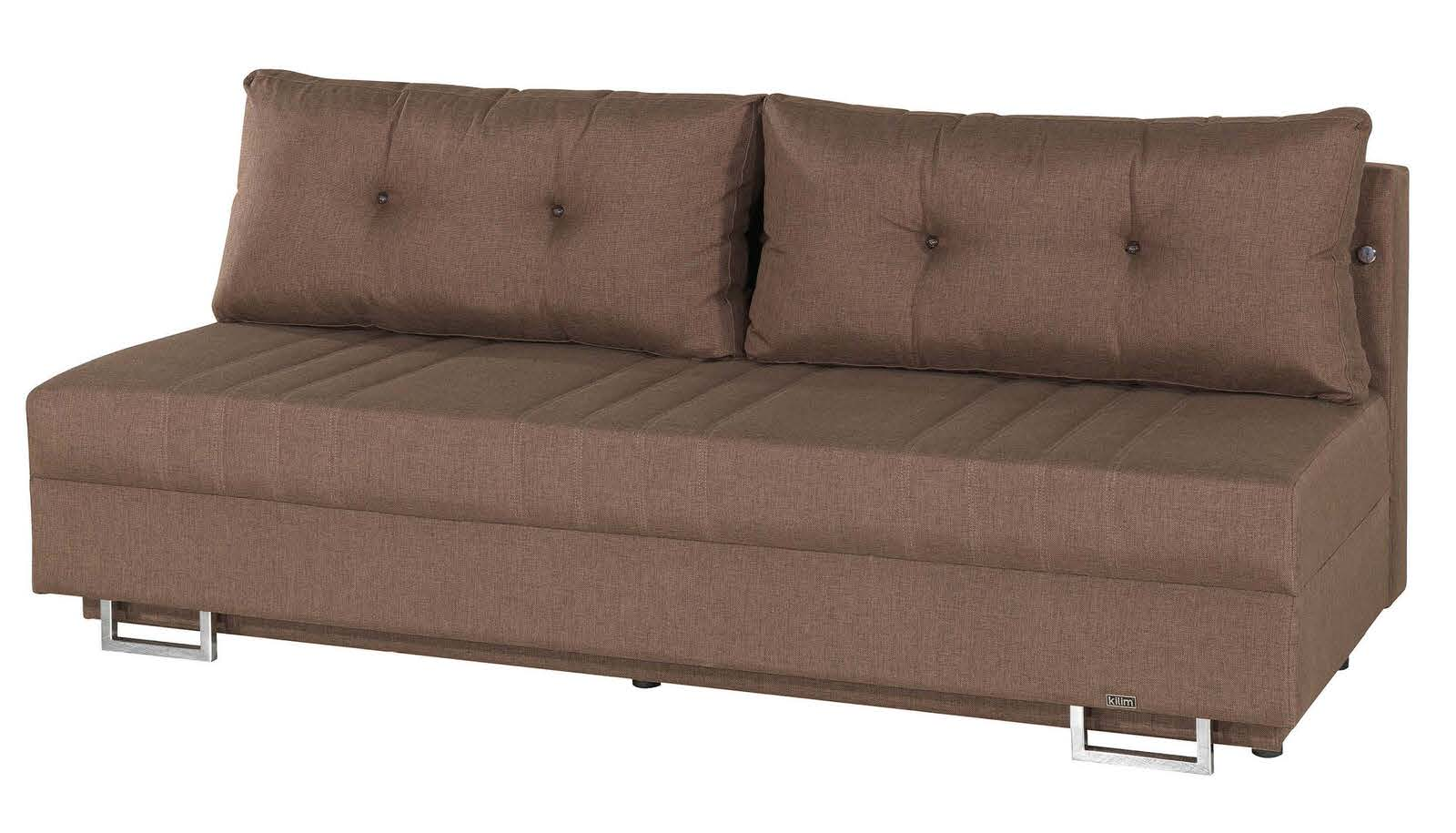 Flex motion brown queen sofa bed w storage by casamode for Sofa queen bed