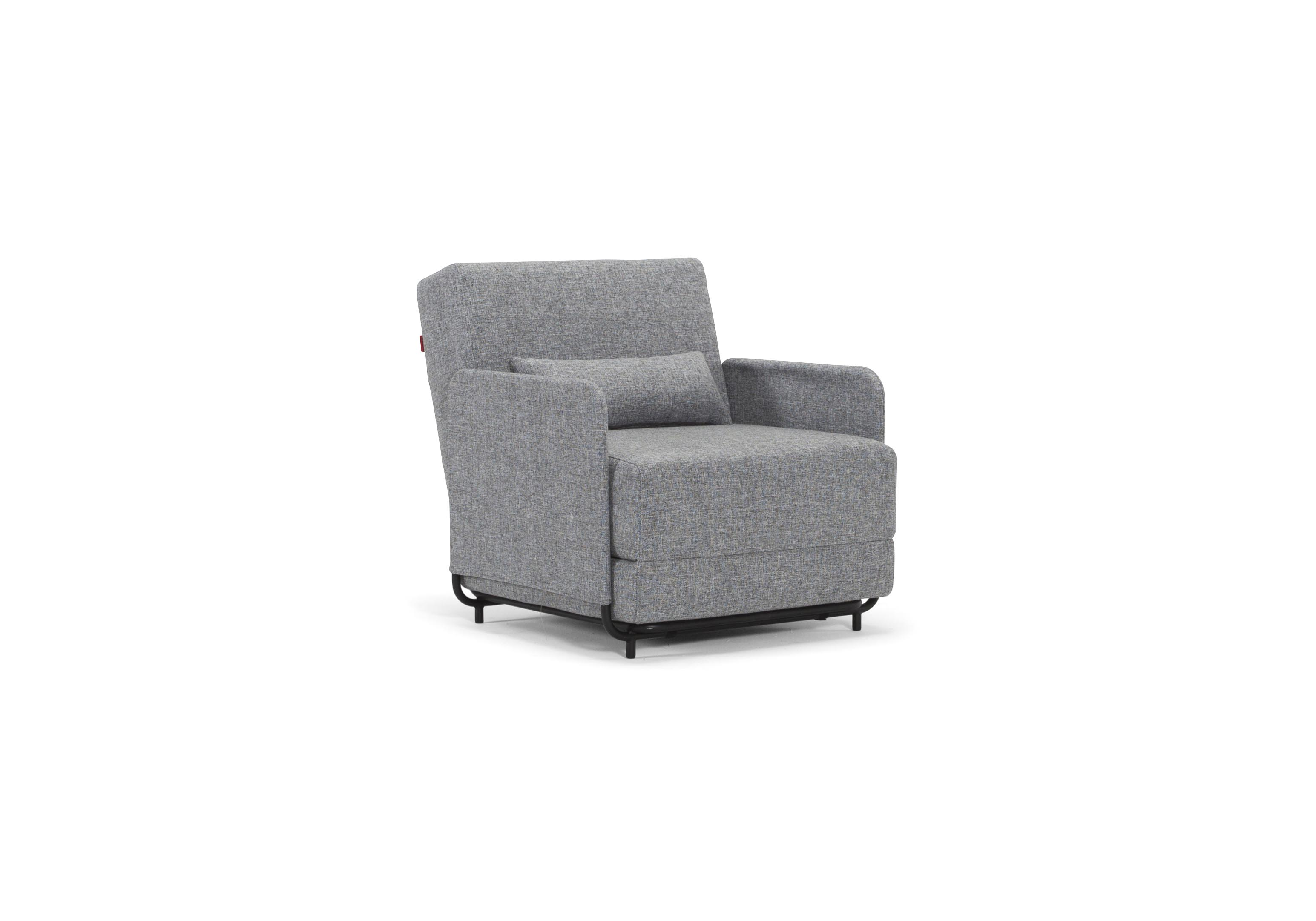 Fluxe Chair Twist Granite By Innovation