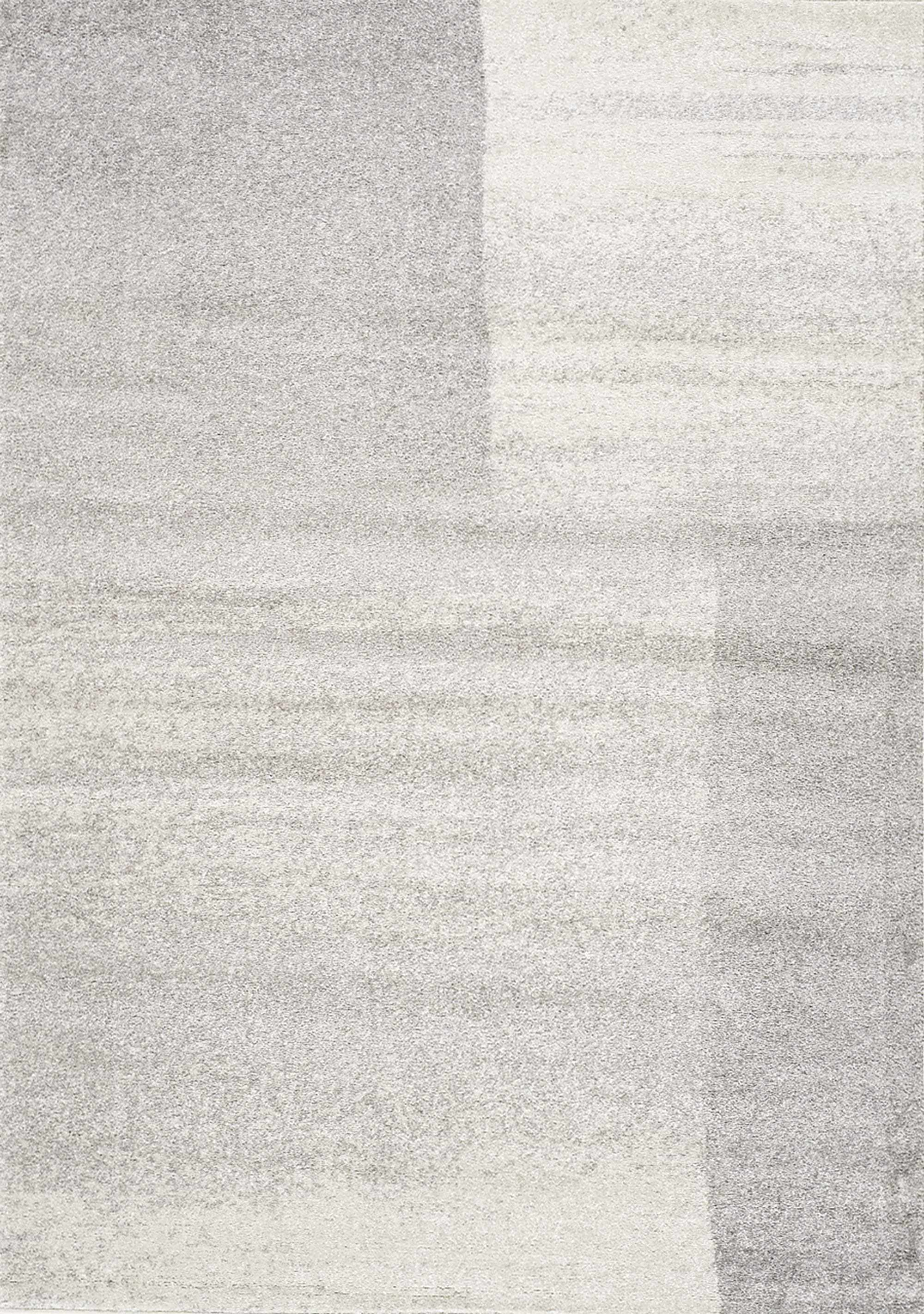Focus Grey Soft Transition Rectangle Rug By Kalora