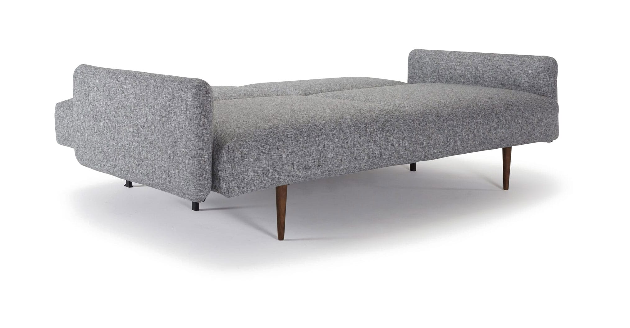43b0fd50a99f Frode Sofa w/Upholstered Arms Twist Granite by Innovation