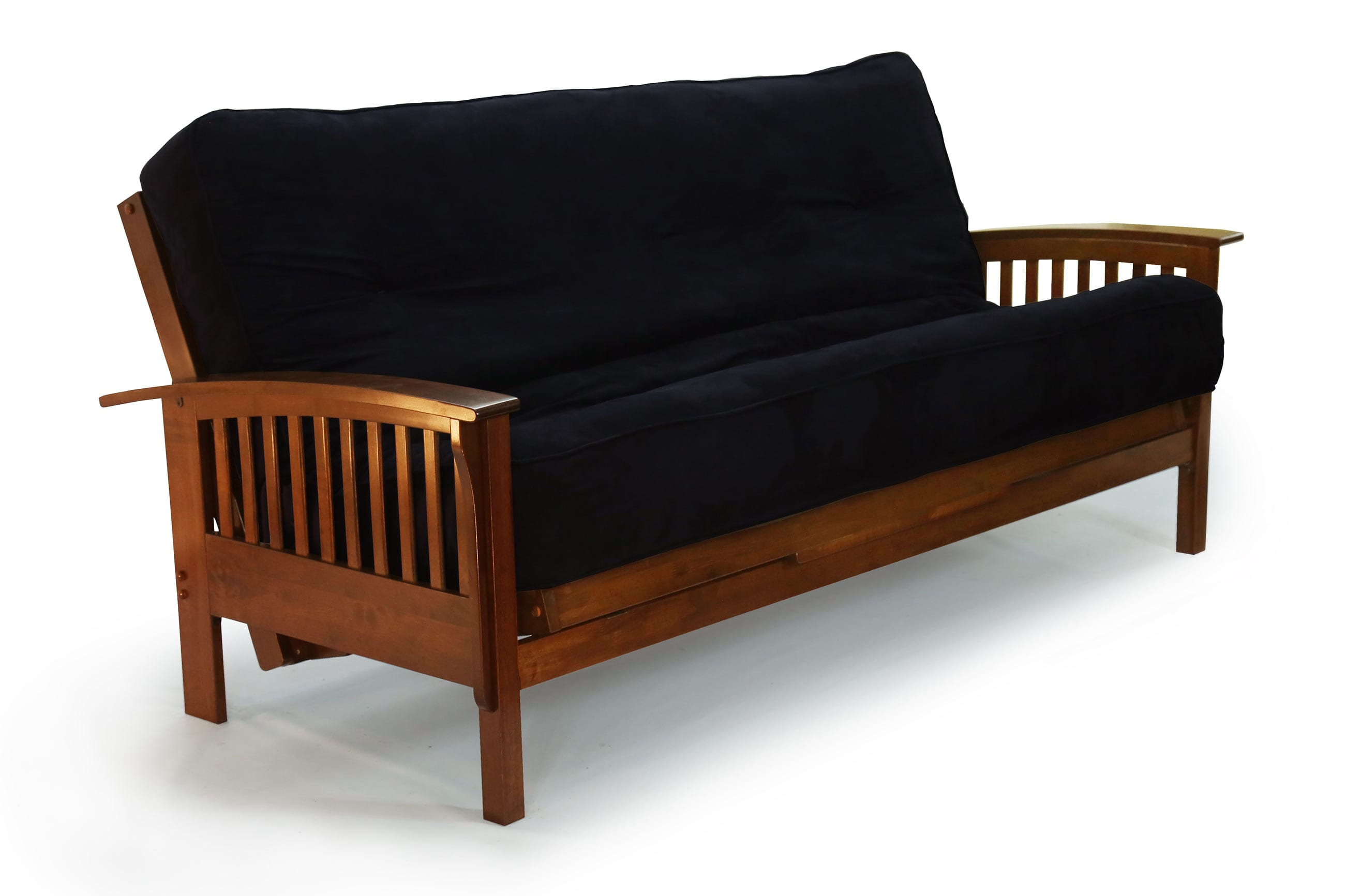 Winchester Futon Frame By Night Day
