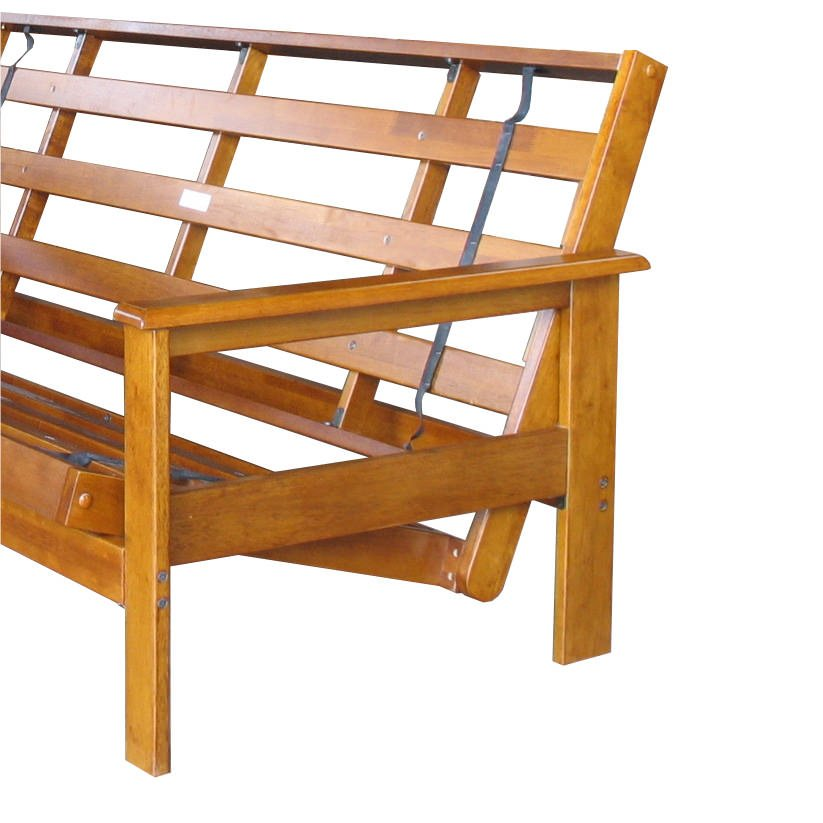 albany continental futon frame by nightday furniture