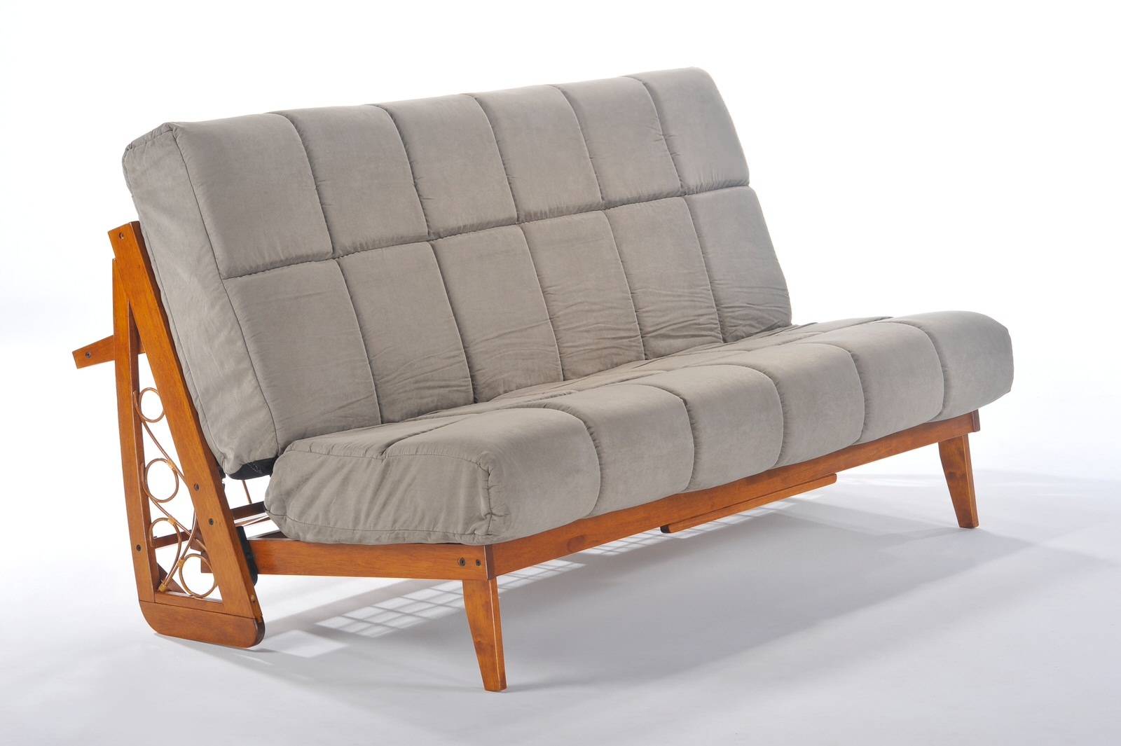 Tango Hickory Futon Frame By Night Day Furniture