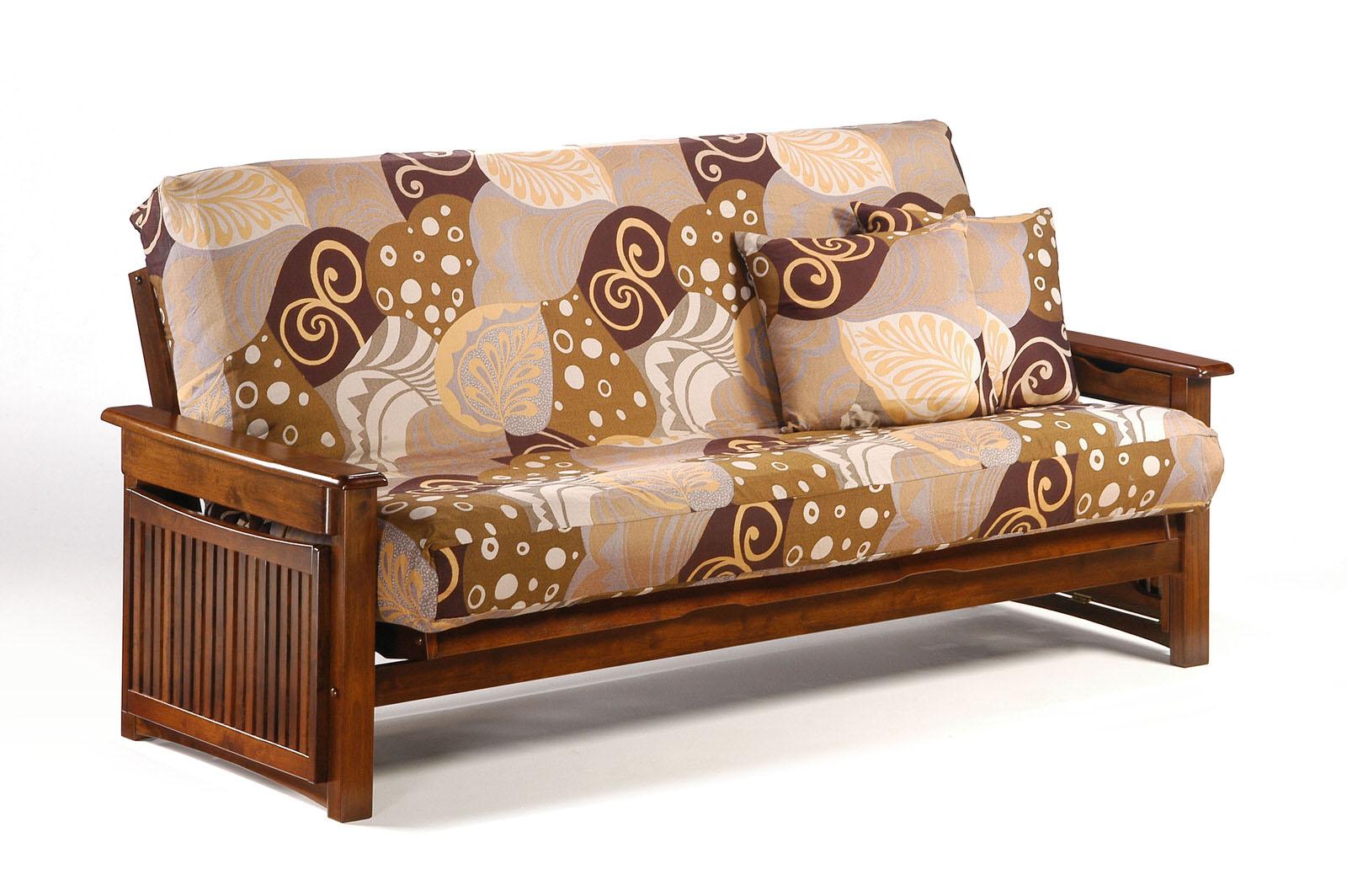 Raindrop Premium Futon Frame by Night&Day Furniture
