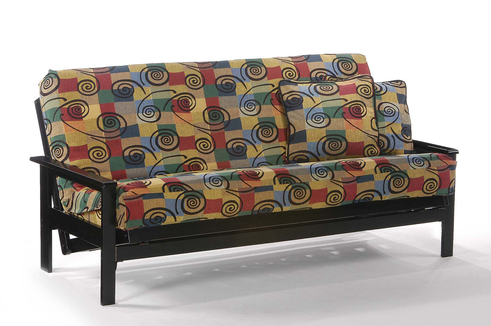 albany continental futon frame by night u0026day furniture  rh   futonland